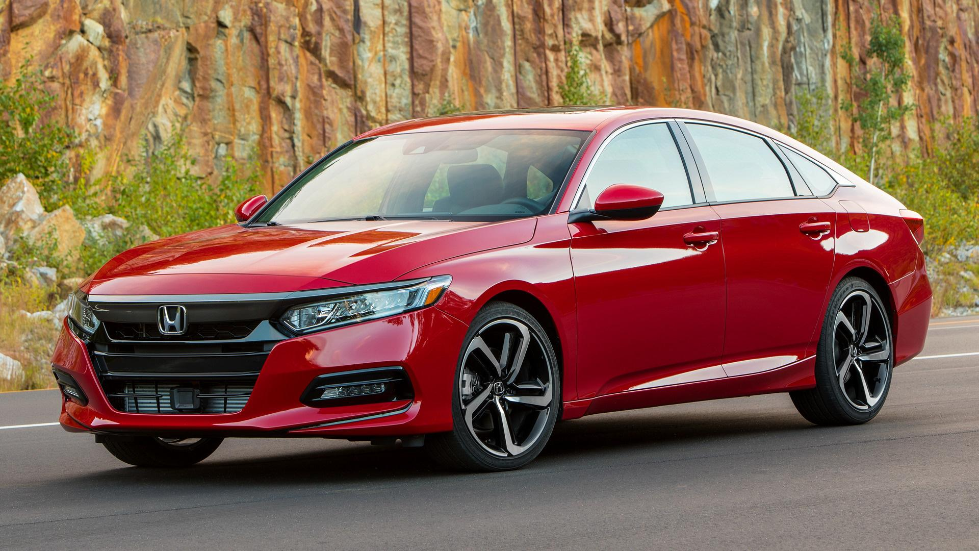 2018 Honda Accord Sport - Wallpapers and HD Images | Car Pixel