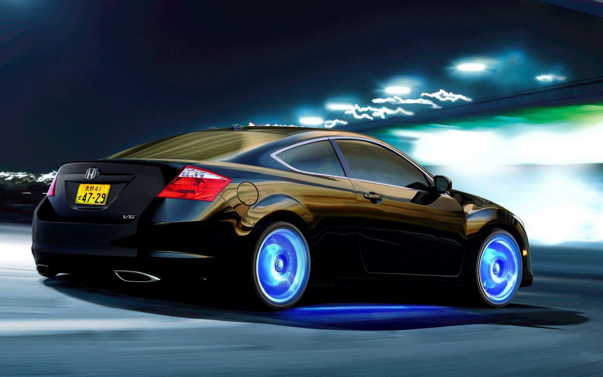honda accord coupe wallpapers