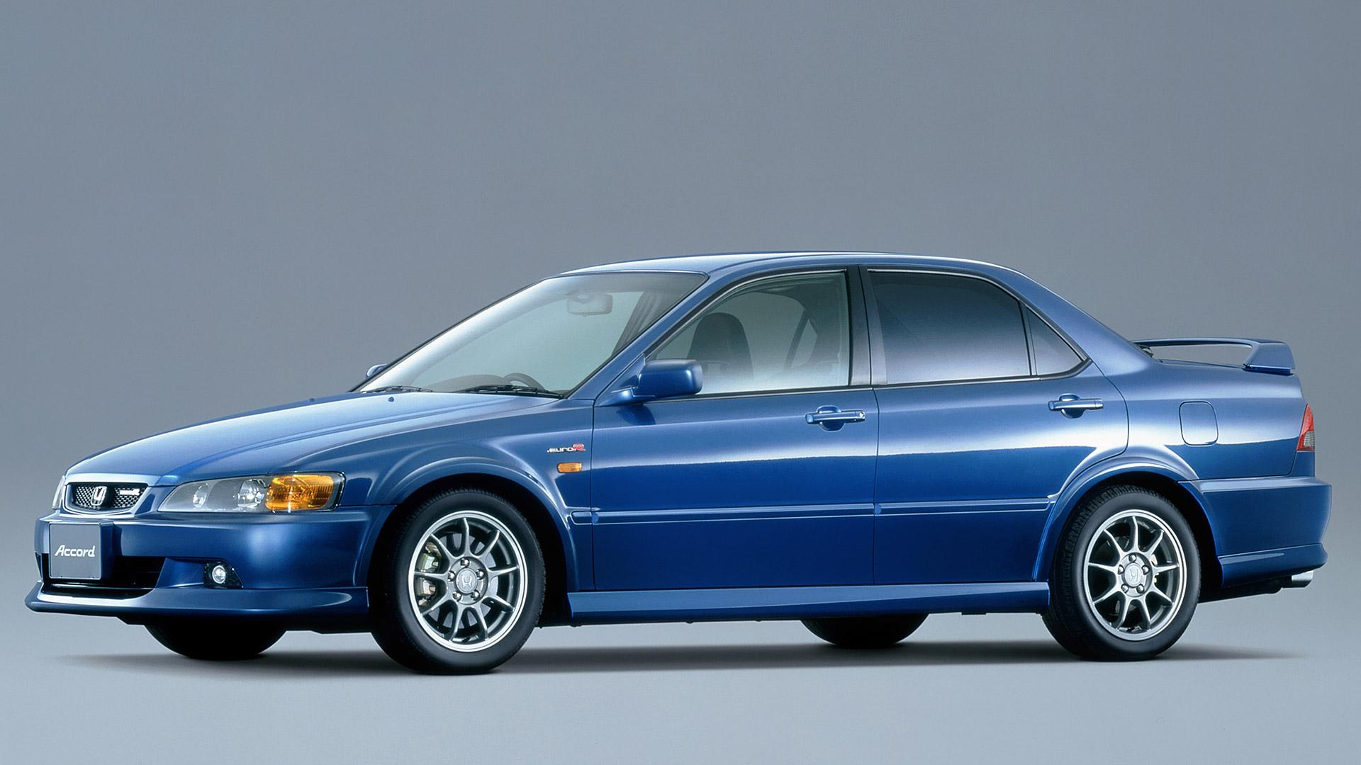 2000 Honda Accord Euro R Wallpapers & HD Images - WSupercars