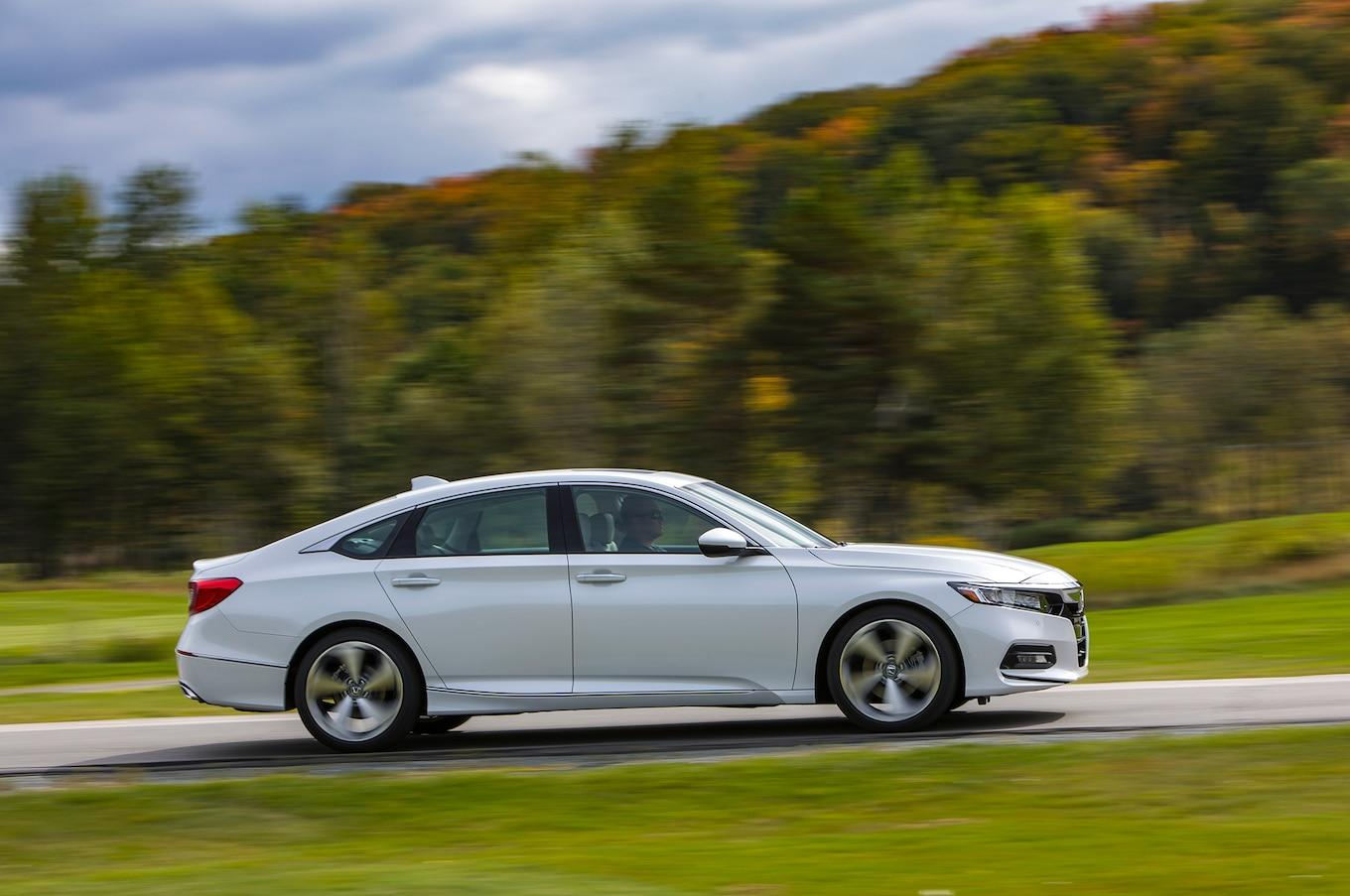 2018 Honda Accord Touring 1.5T Side Wallpaper (70) - HD Wallpapers