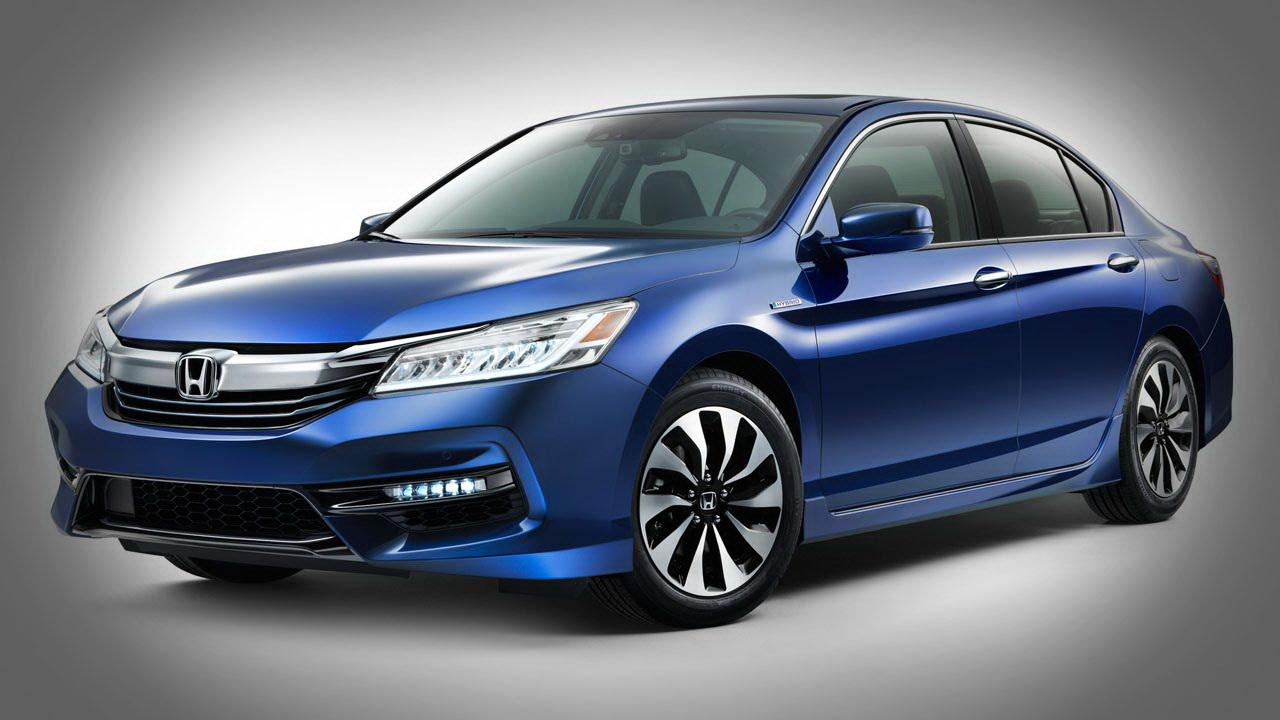 2017 Honda Accord Hybrid Hd Wallpapers #11693| Car Pictures Website