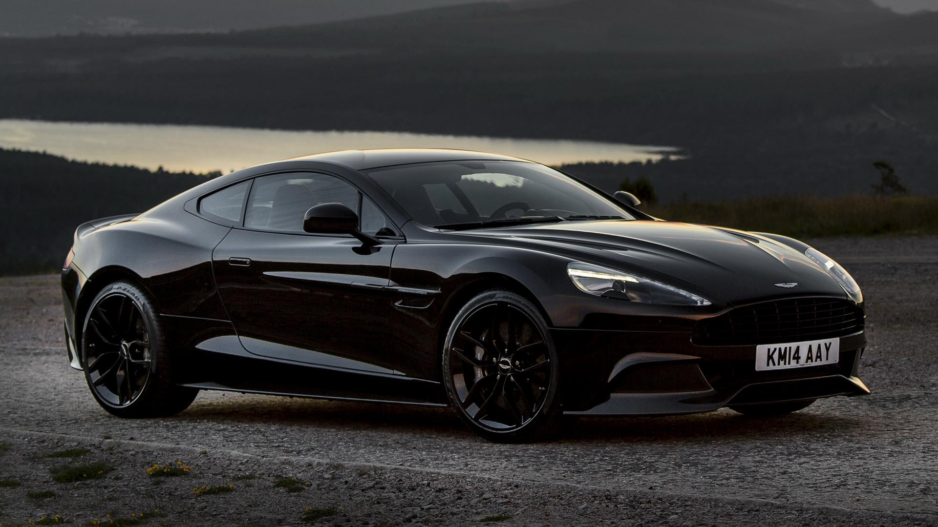 2014 Aston Martin Vanquish Carbon Black - Wallpapers and HD Images ...