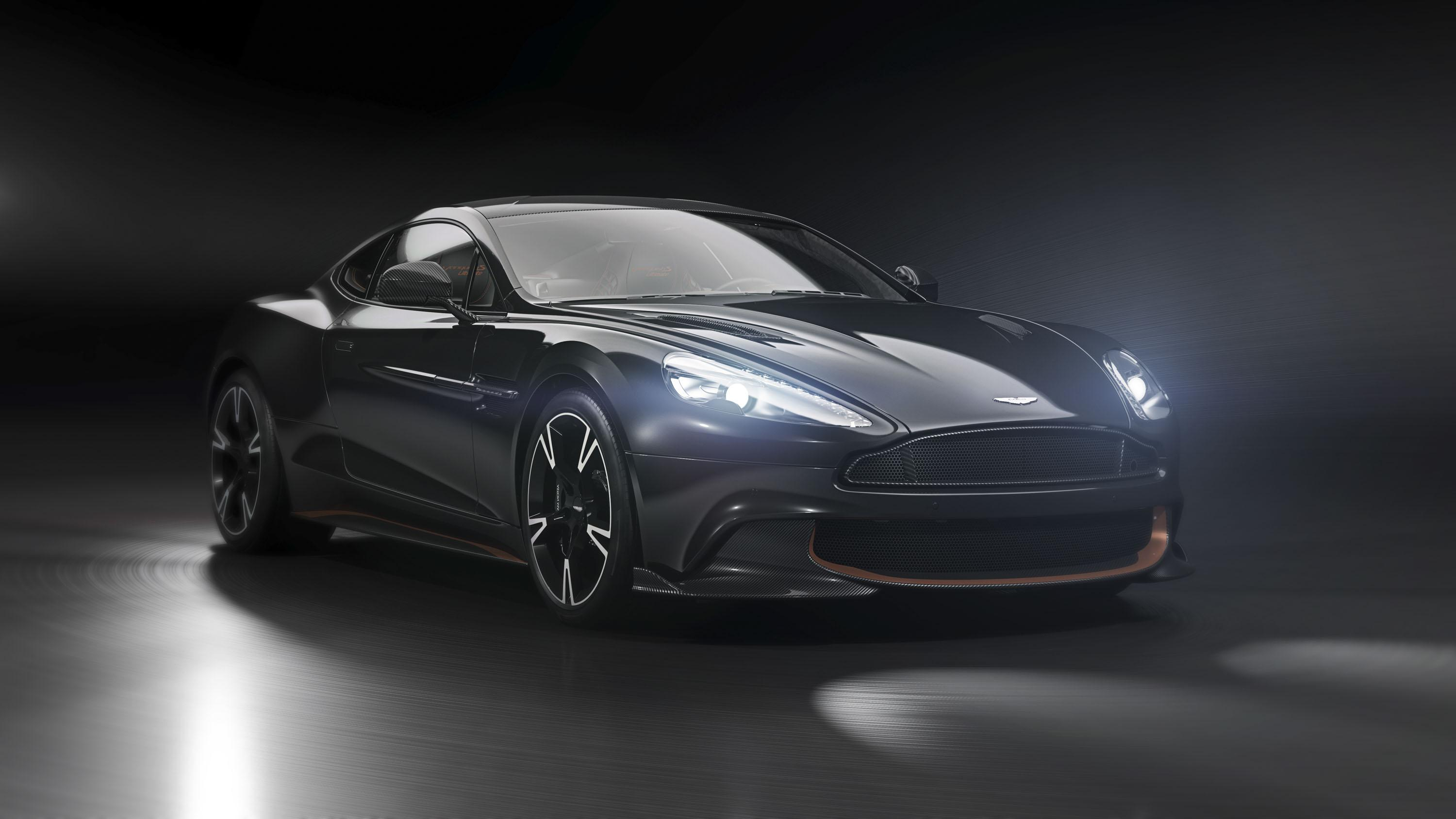 2018 Aston Martin Vanquish S Ultimate Pictures, Photos, Wallpapers ...