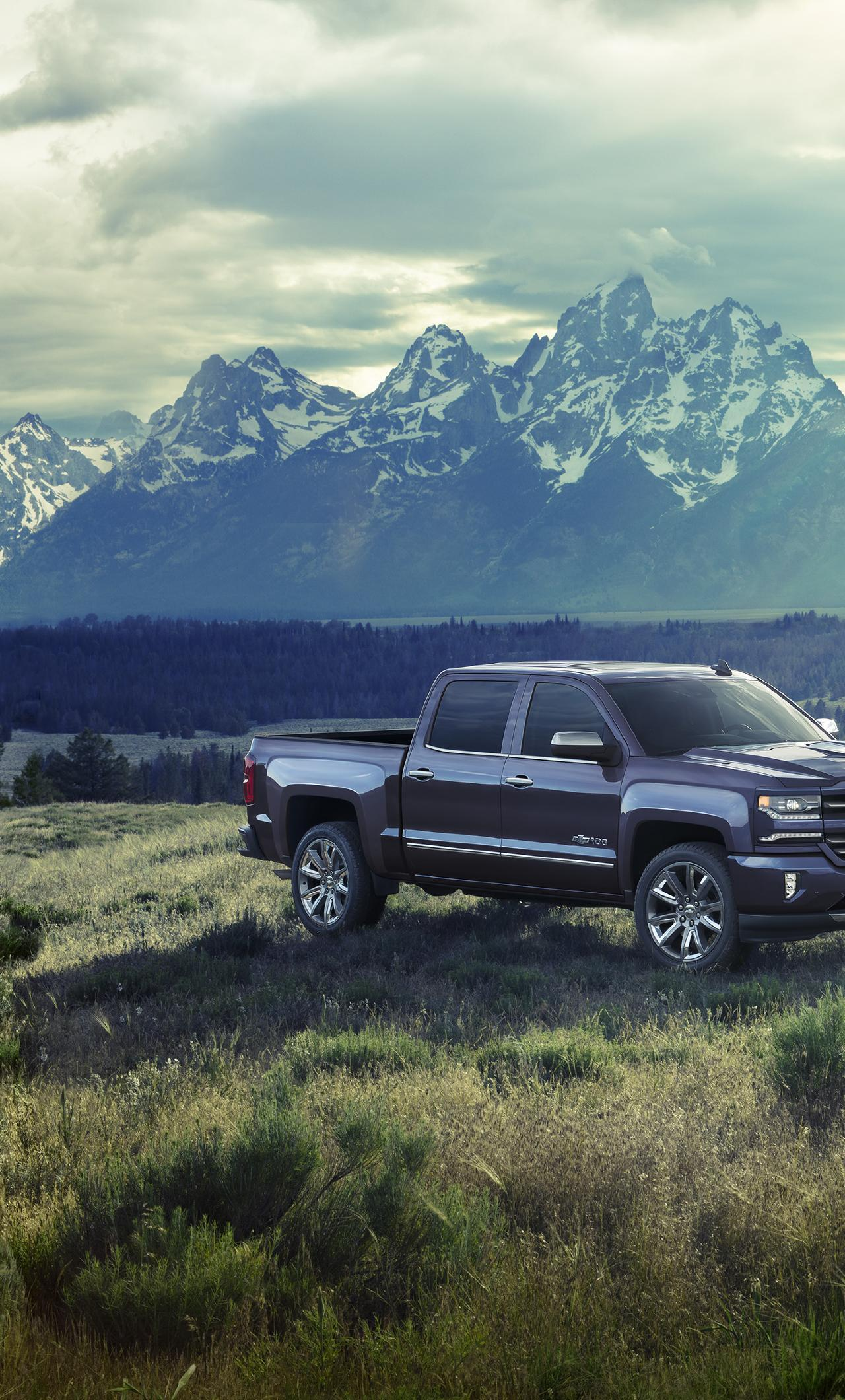 2020 Chevy Truck Wallpapers Wallpaper Cave