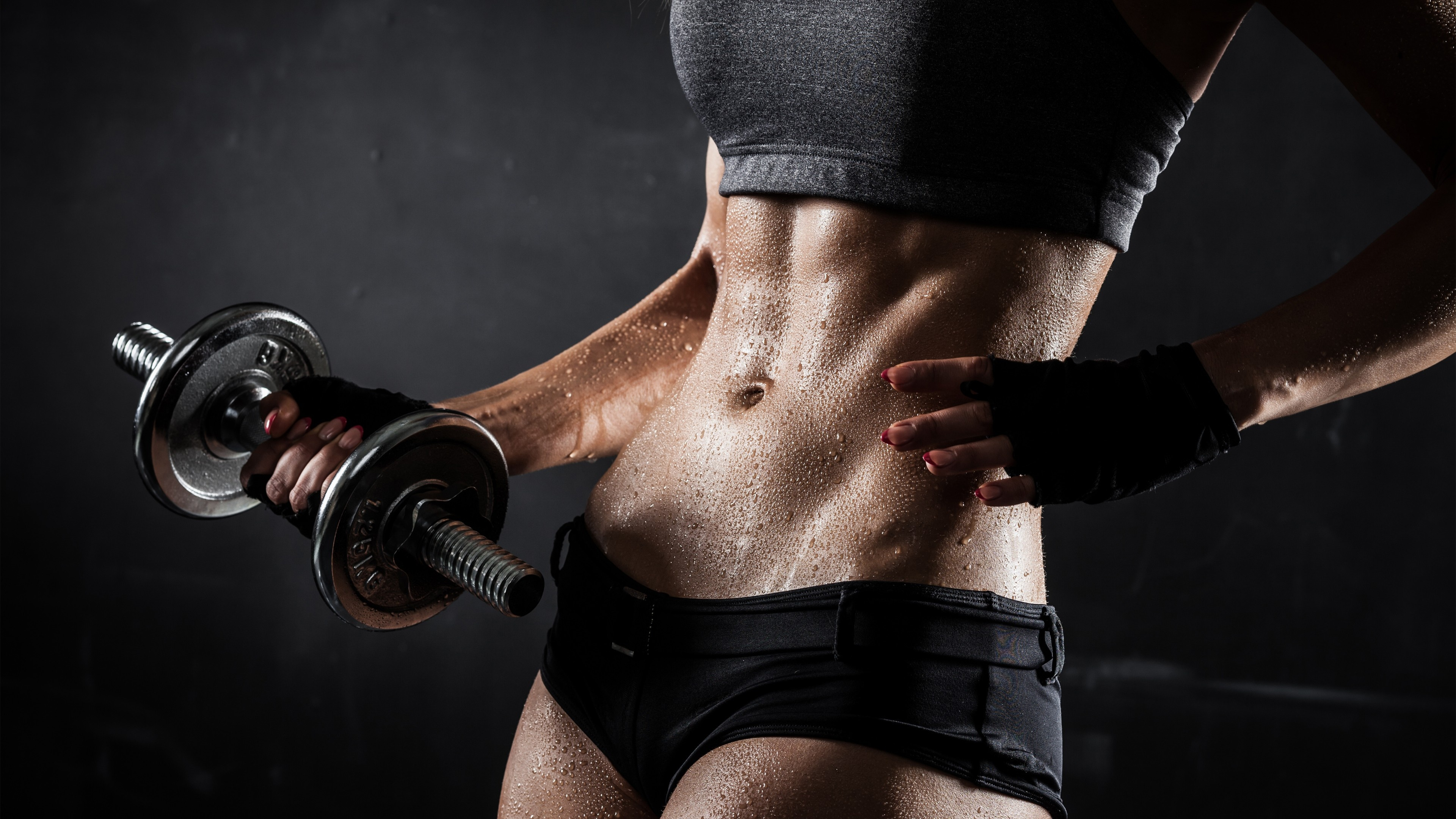 Female Six Pack Wallpapers Wallpaper Cave