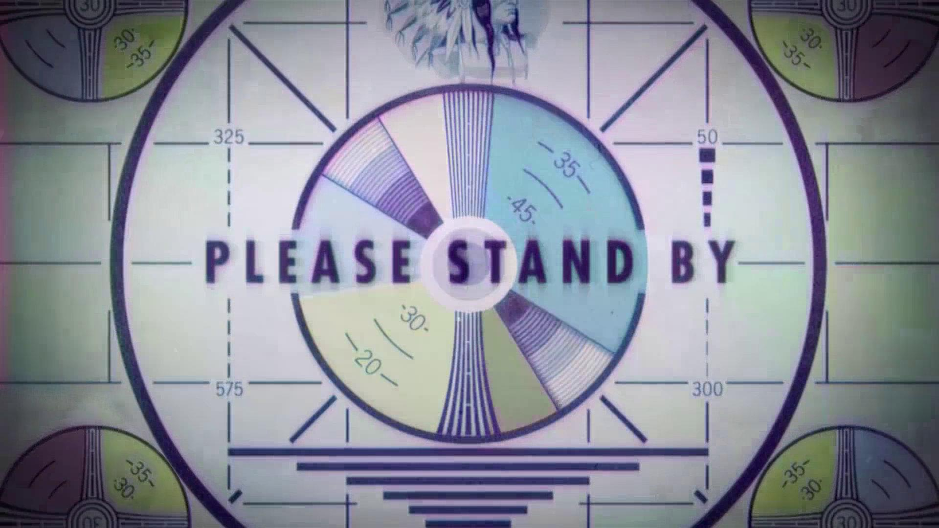 Please Stand By Wallpapers Wallpaper Cave