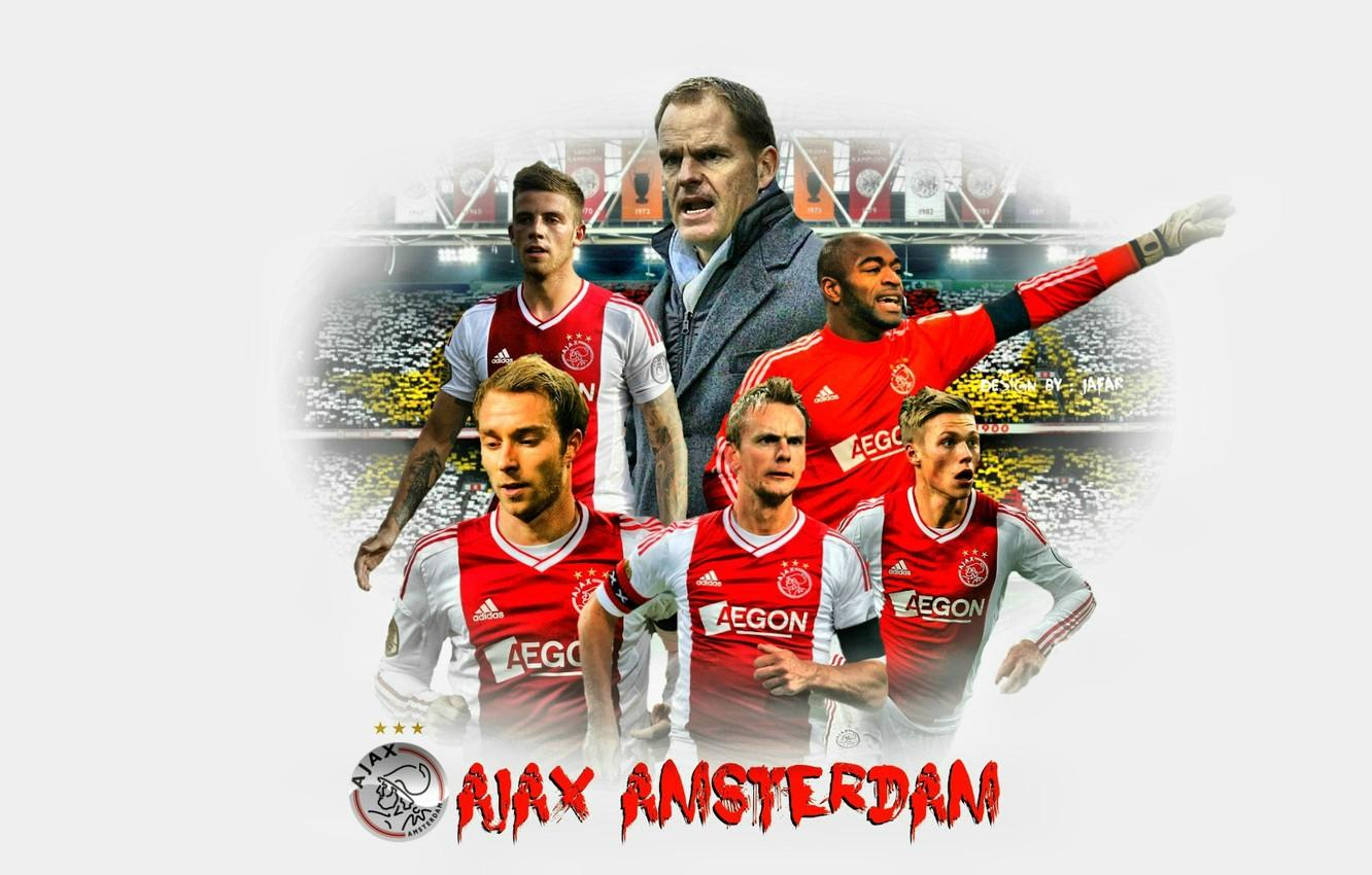 Wallpapers wallpaper, football, Netherlands, Ajax Amsterdam image