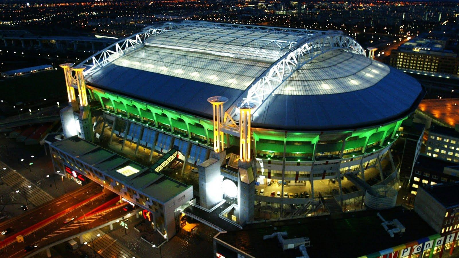 Free Wallpapers for Desktop 1920x1080 HDTV 1080p: Amsterdam Arena