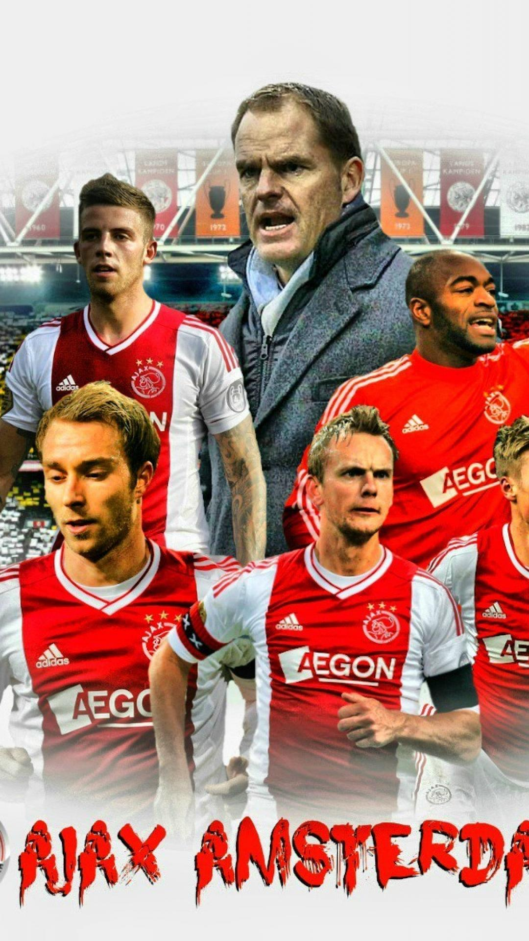 Ajax football teams futbol futebol amsterdam eredivisie wallpapers