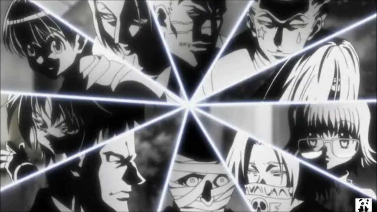 Phantom Troupe Wallpapers Wallpaper Cave