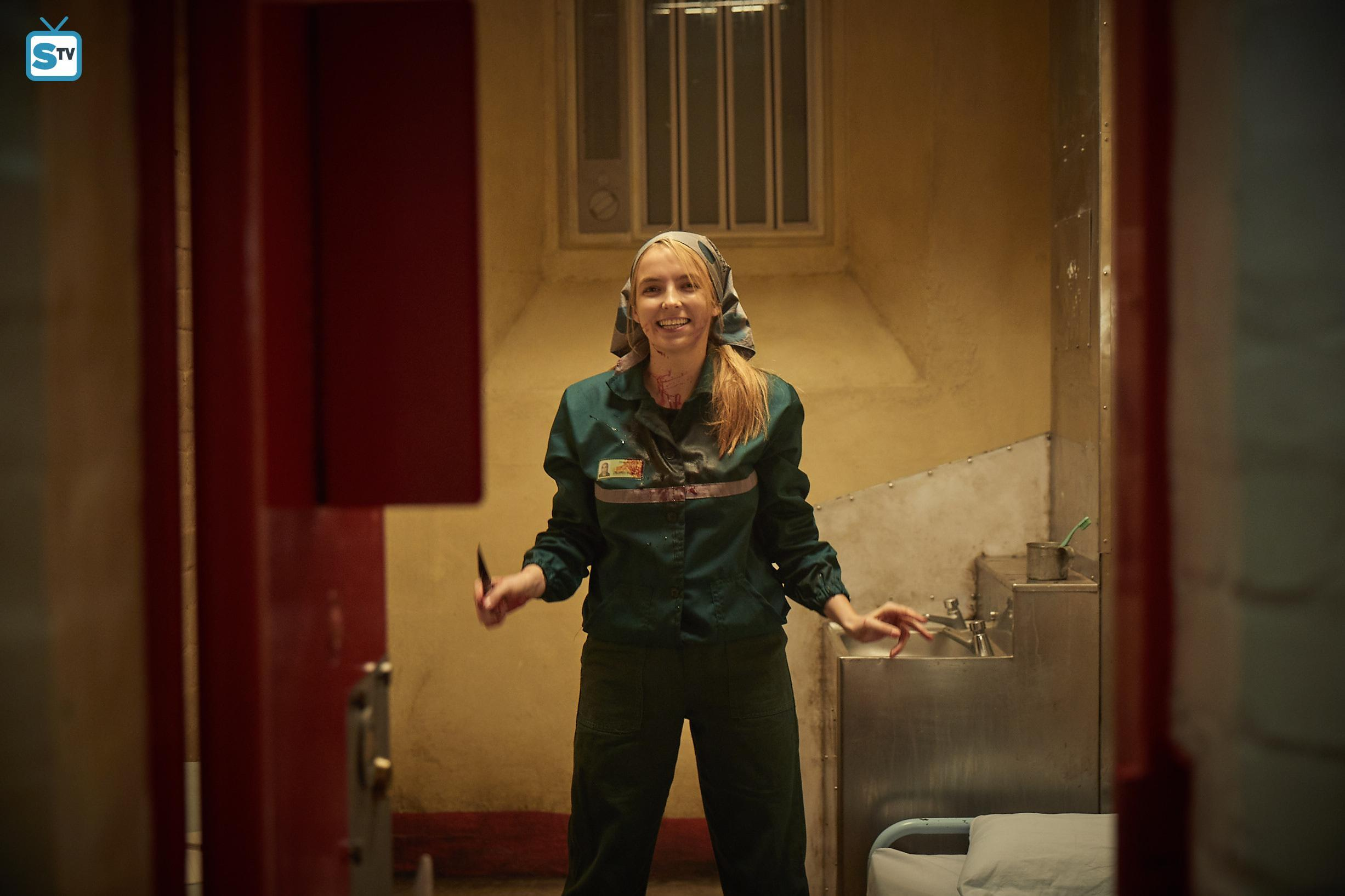 Killing Eve images 1x06 - Take Me to The Hole - Villanelle HD ...