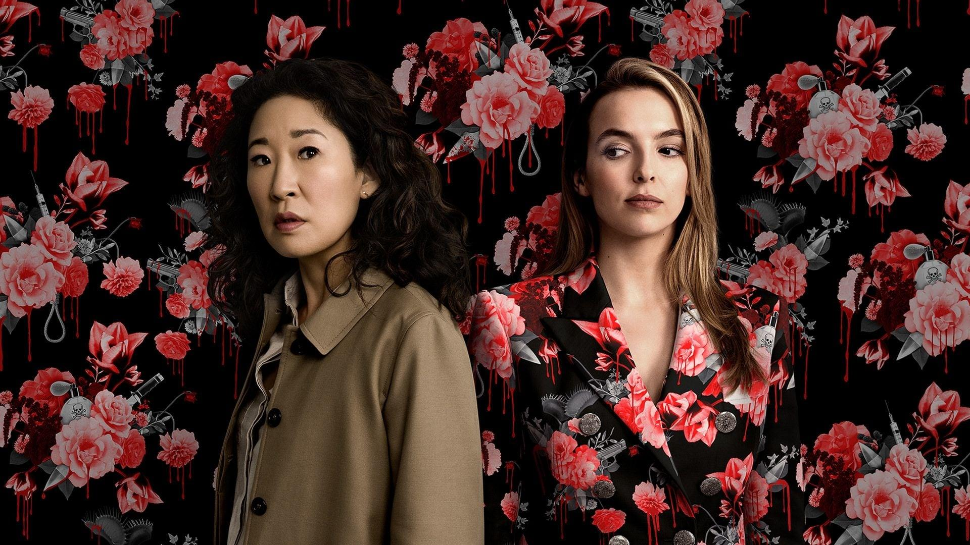 KILLING EVE : NICE FACE [2017] | mapping a television show