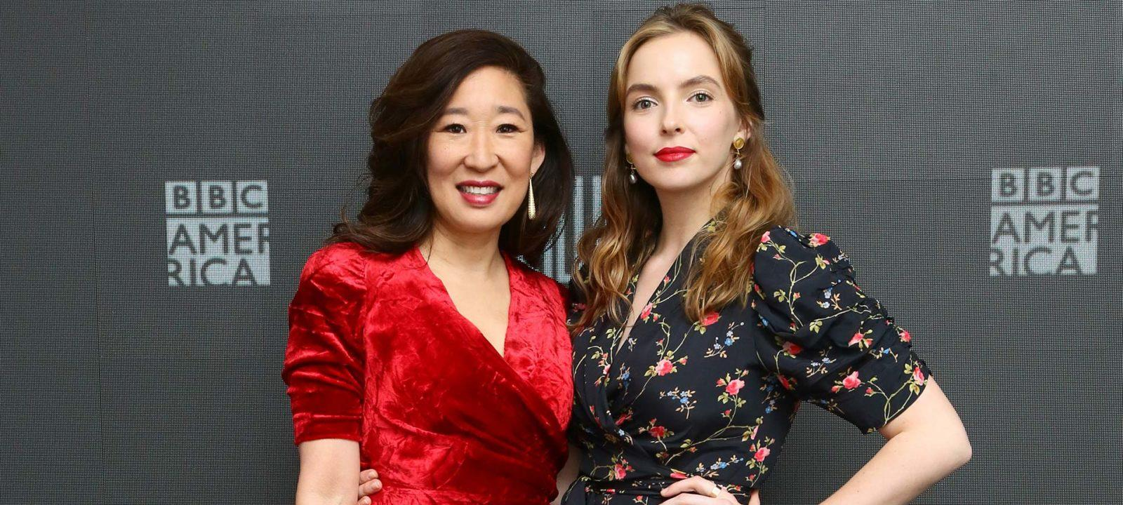 BBC America's 'Killing Eve' Renewed for a Second Season Ahead of Its ...