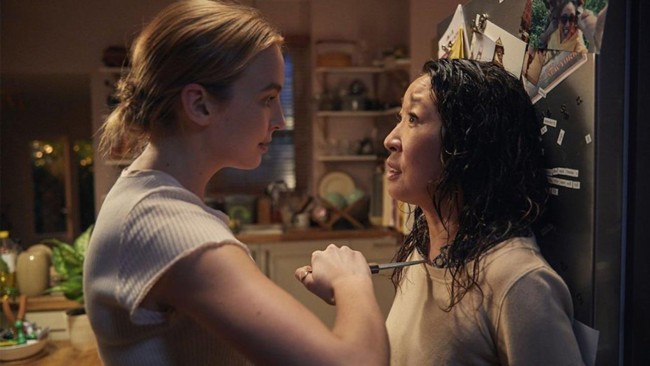 Killing Eve' Review | Hollywood Reporter