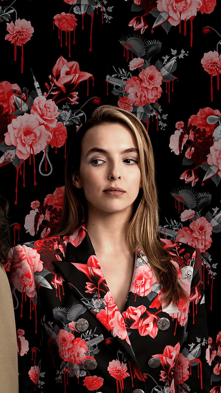 Sorry Baby x — Killing Eve/ Villanelle iPhone wallpapers. ????????????...