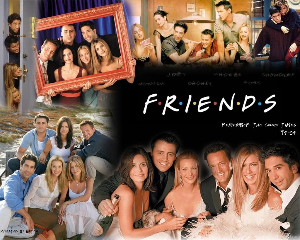 Friends Tv Show Wallpapers Wallpapers Cave Desktop Backgrounds
