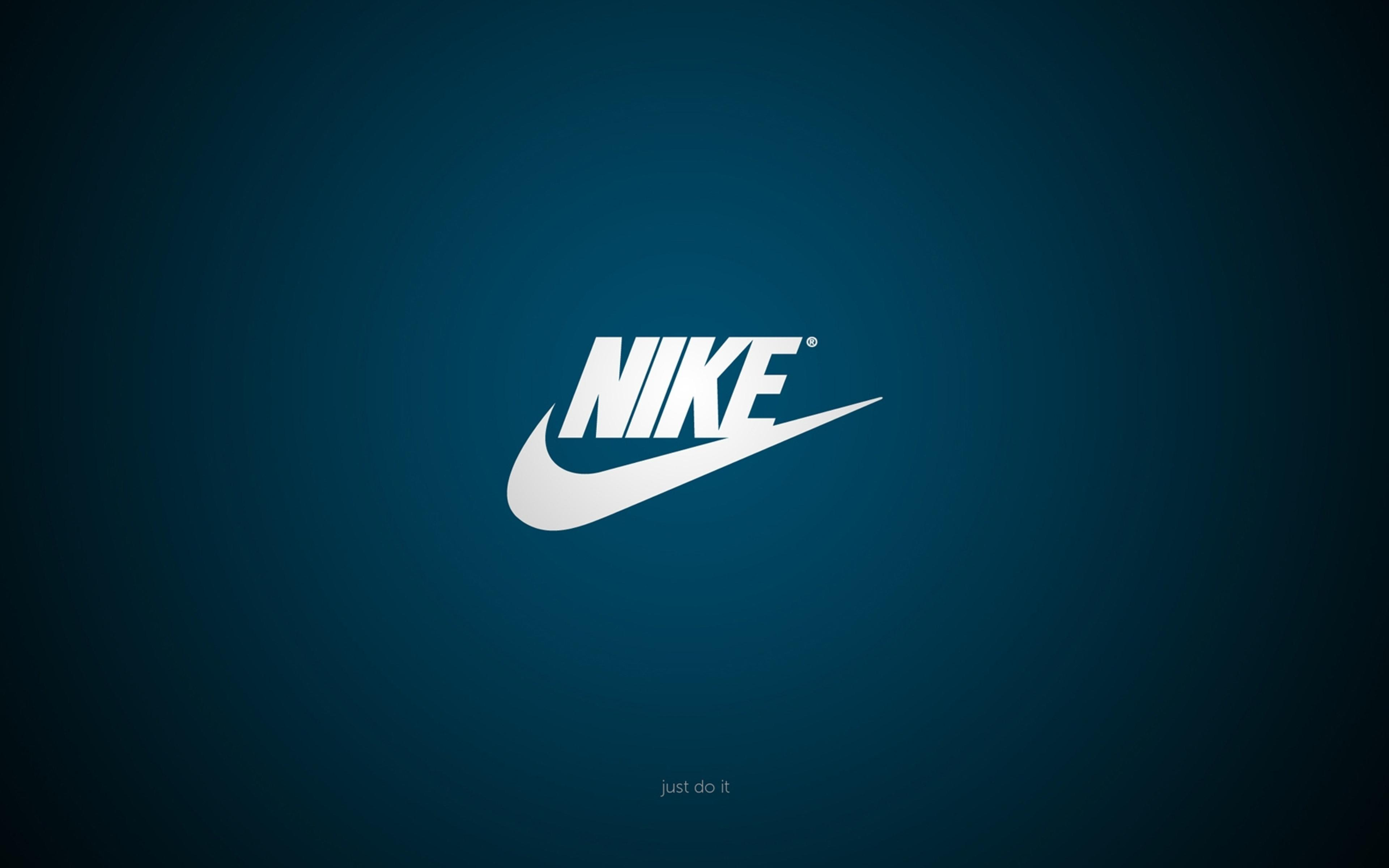 Download HD Nike Wallpapers Logo With Minimalism Slogan Just Do It
