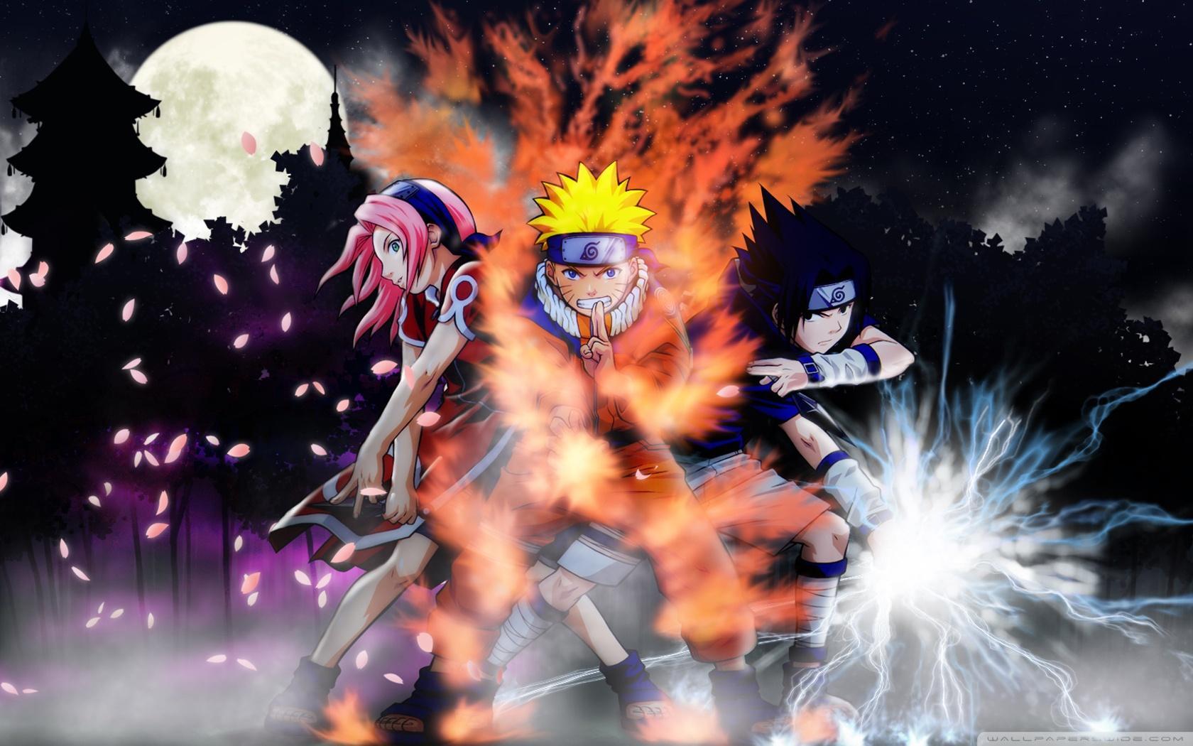 Unduh 54 Wallpaper Naruto Classic Gratis Terbaru