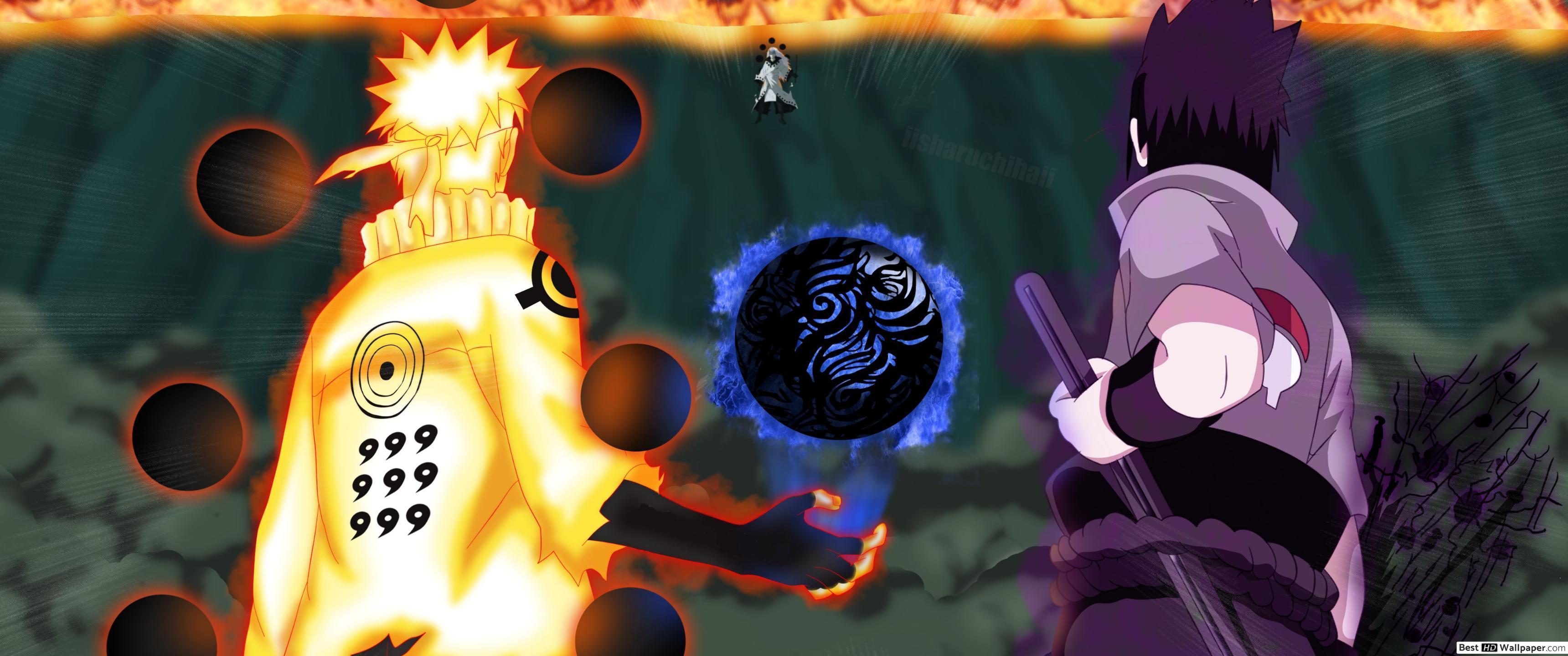 Naruto Elements Wallpapers - Wallpaper Cave