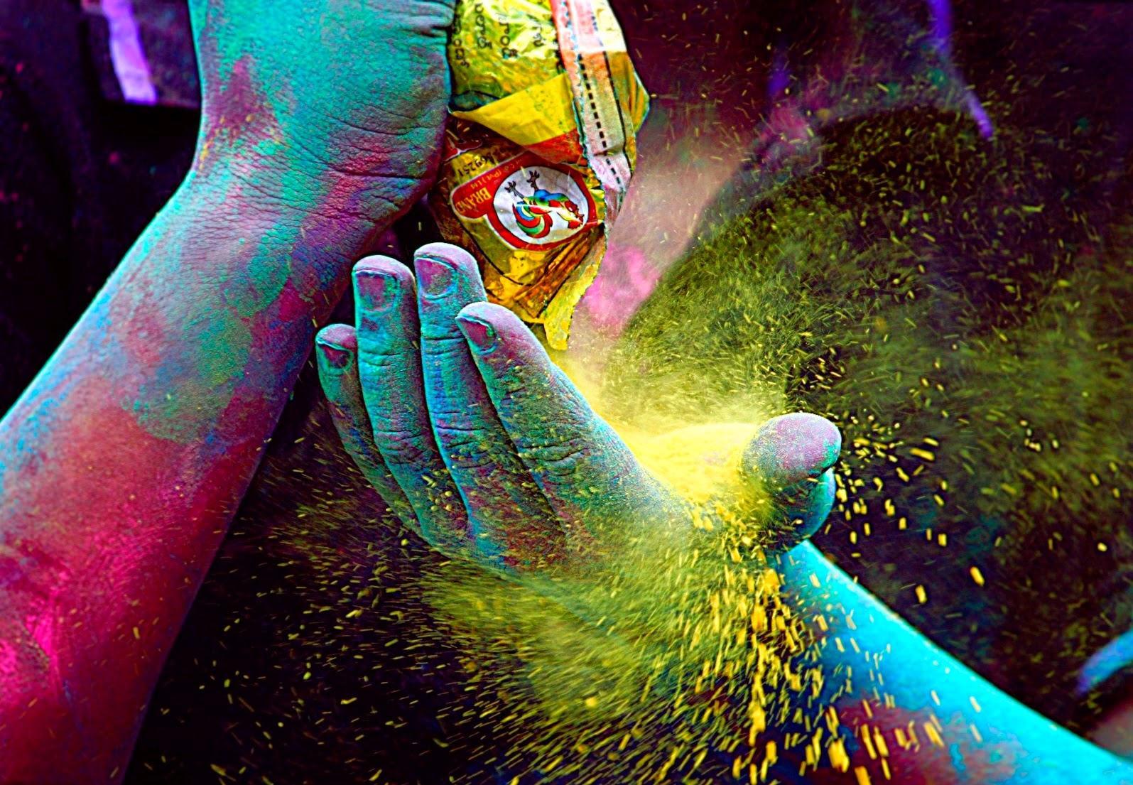 Holi Festival Images 2021