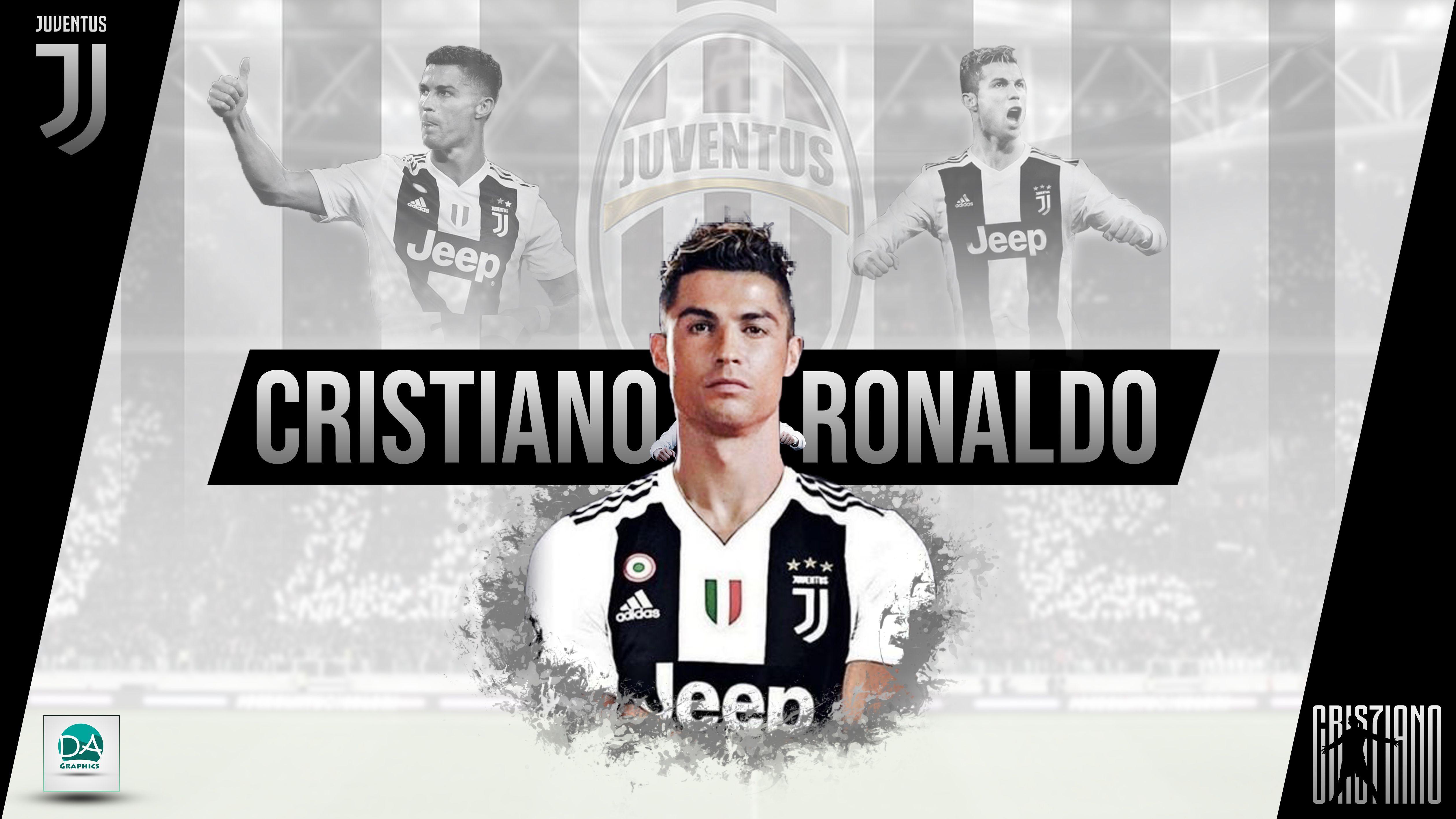 Ronaldo Juventus Wallpapers: Ronaldo 2019 Wallpapers