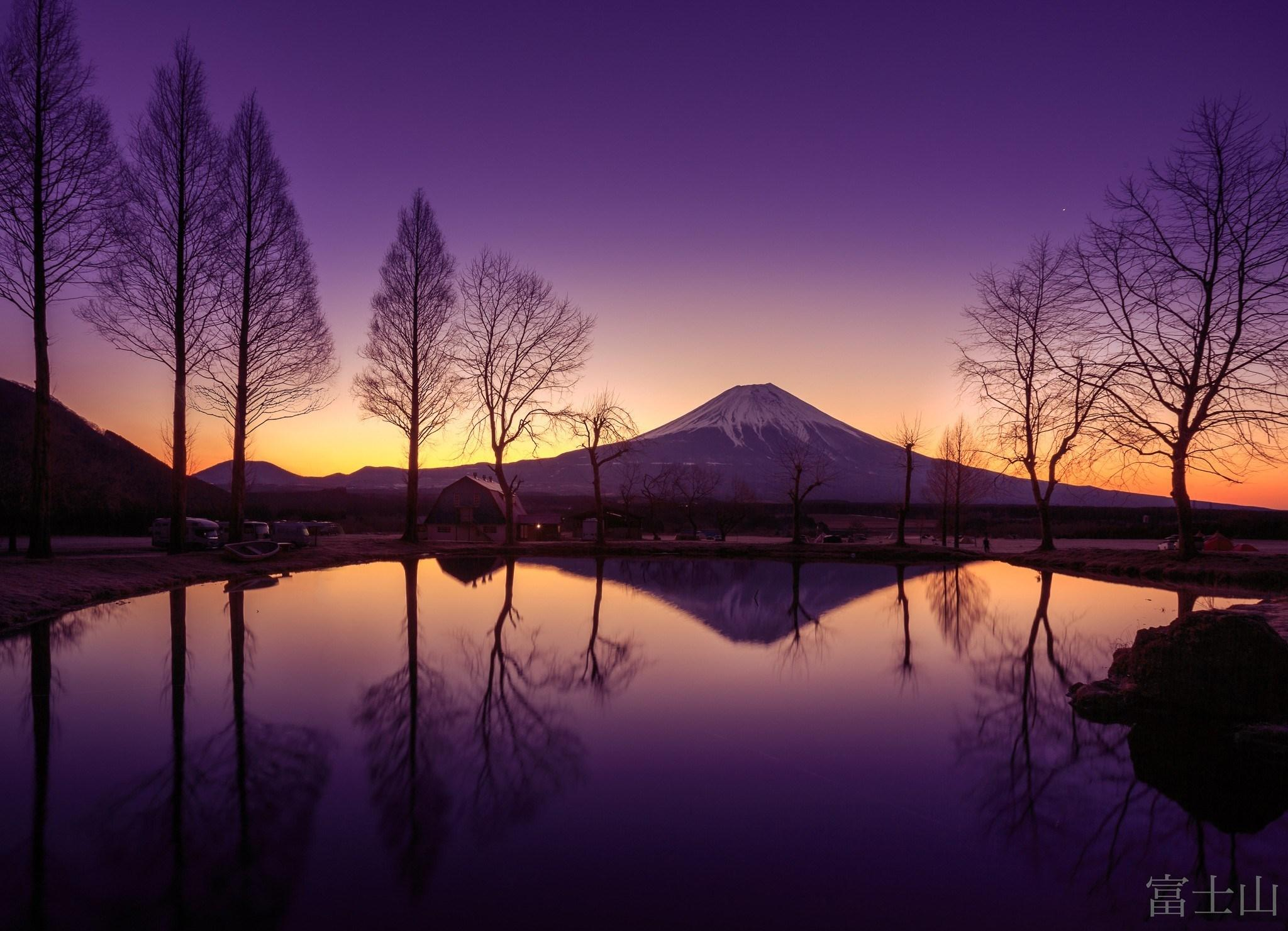 2048x1481 free wallpaper and screensavers for mount fuji
