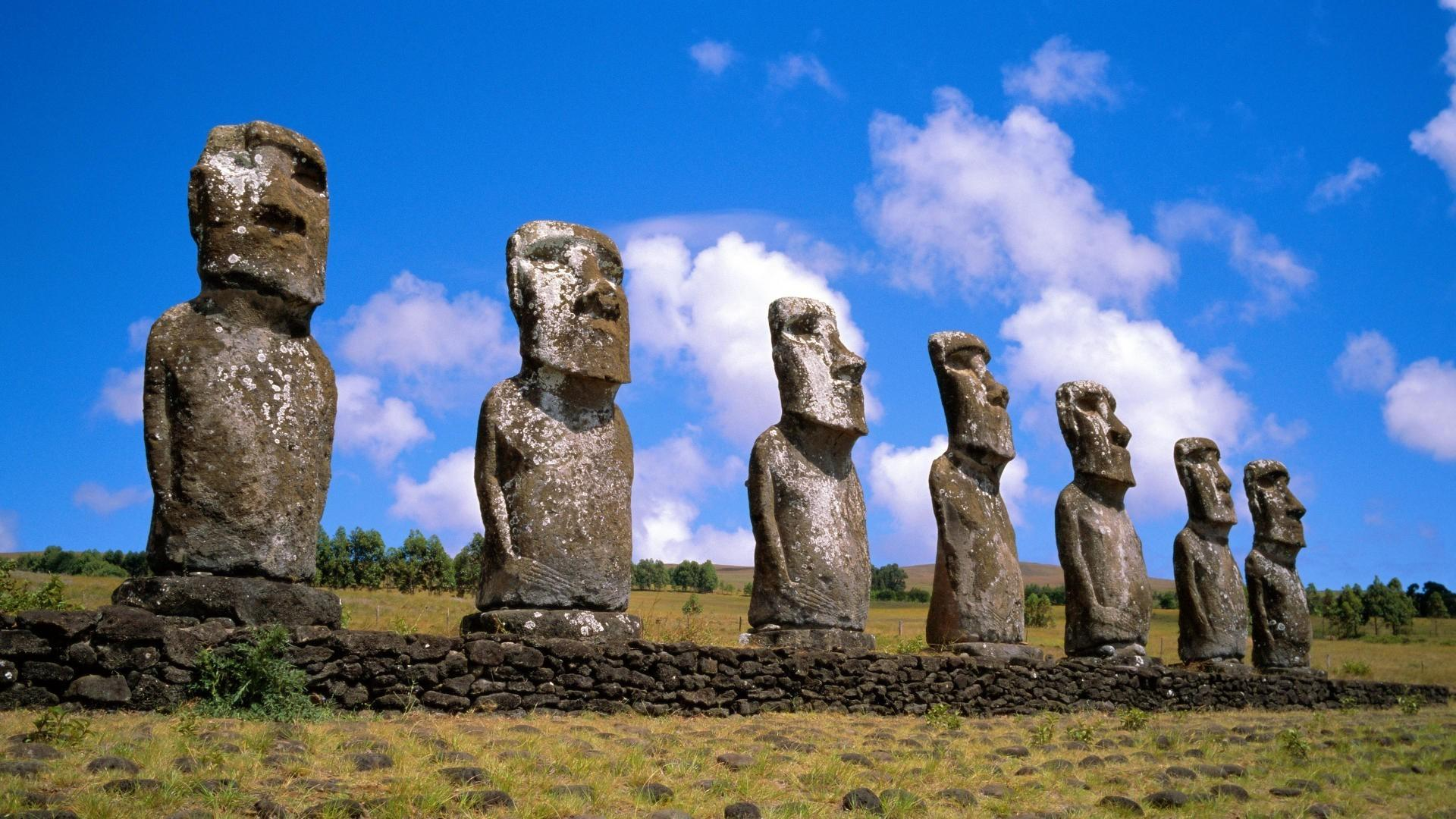 landscape easter island wallpapers and backgrounds