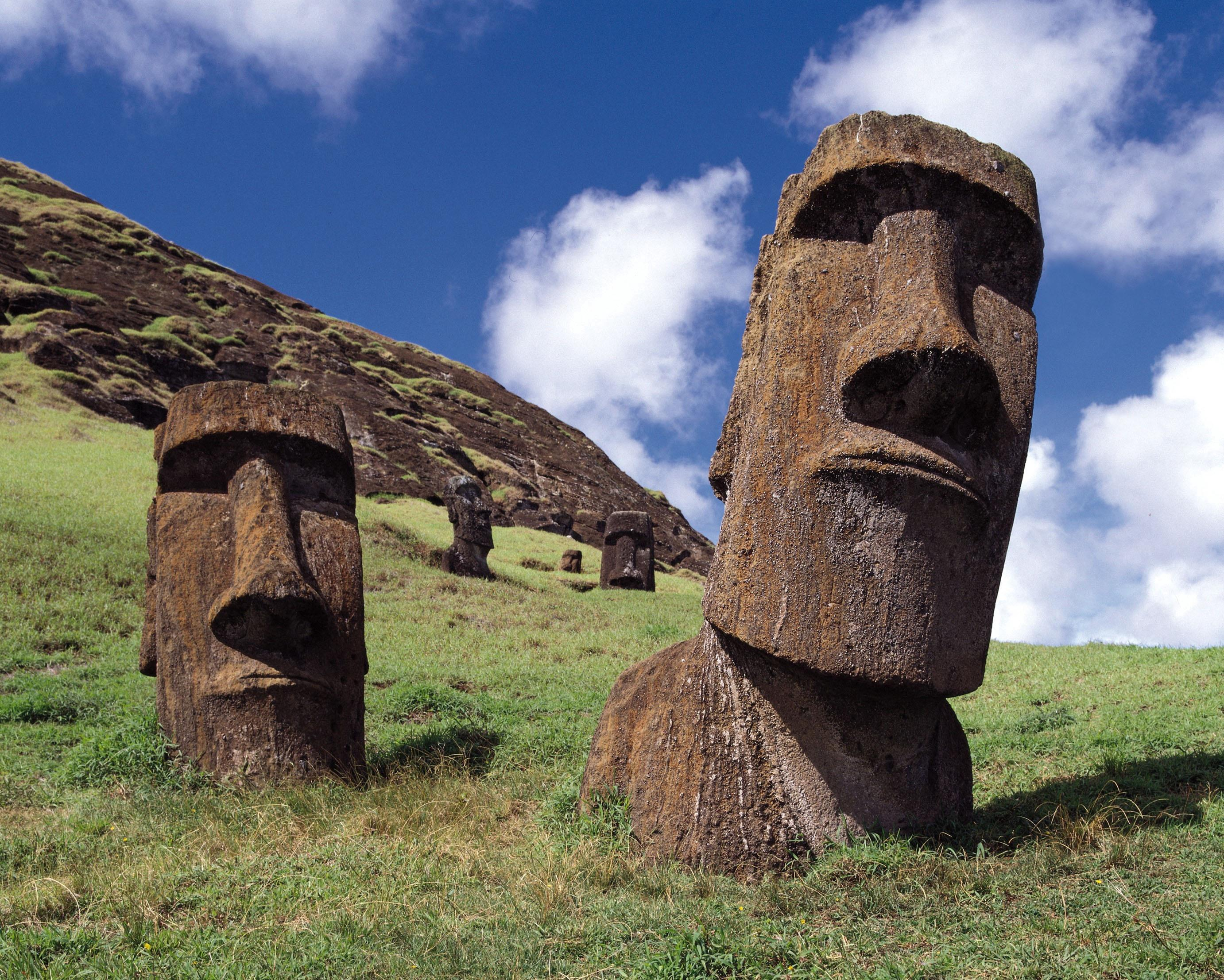 Gallery For > Easter Island Wallpapers