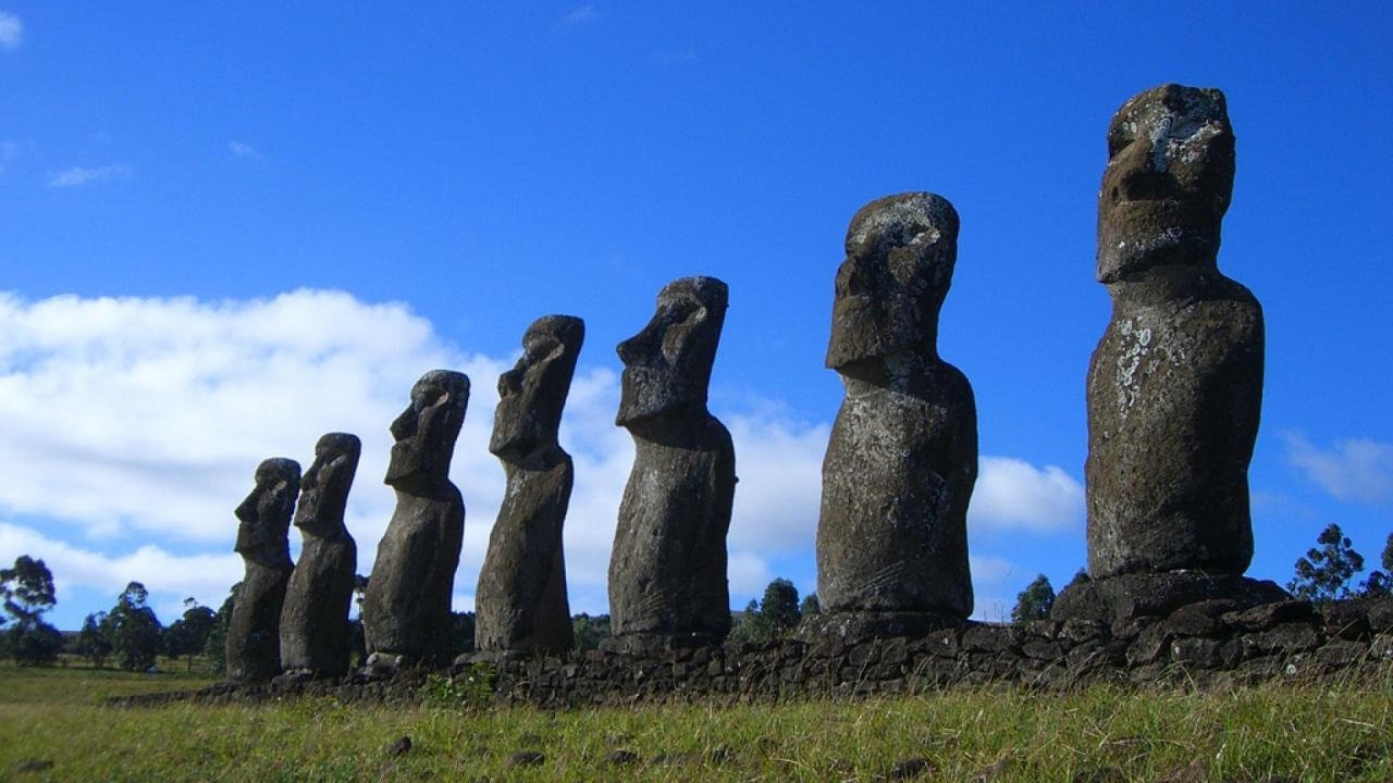 Easter Island Wallpapers 3