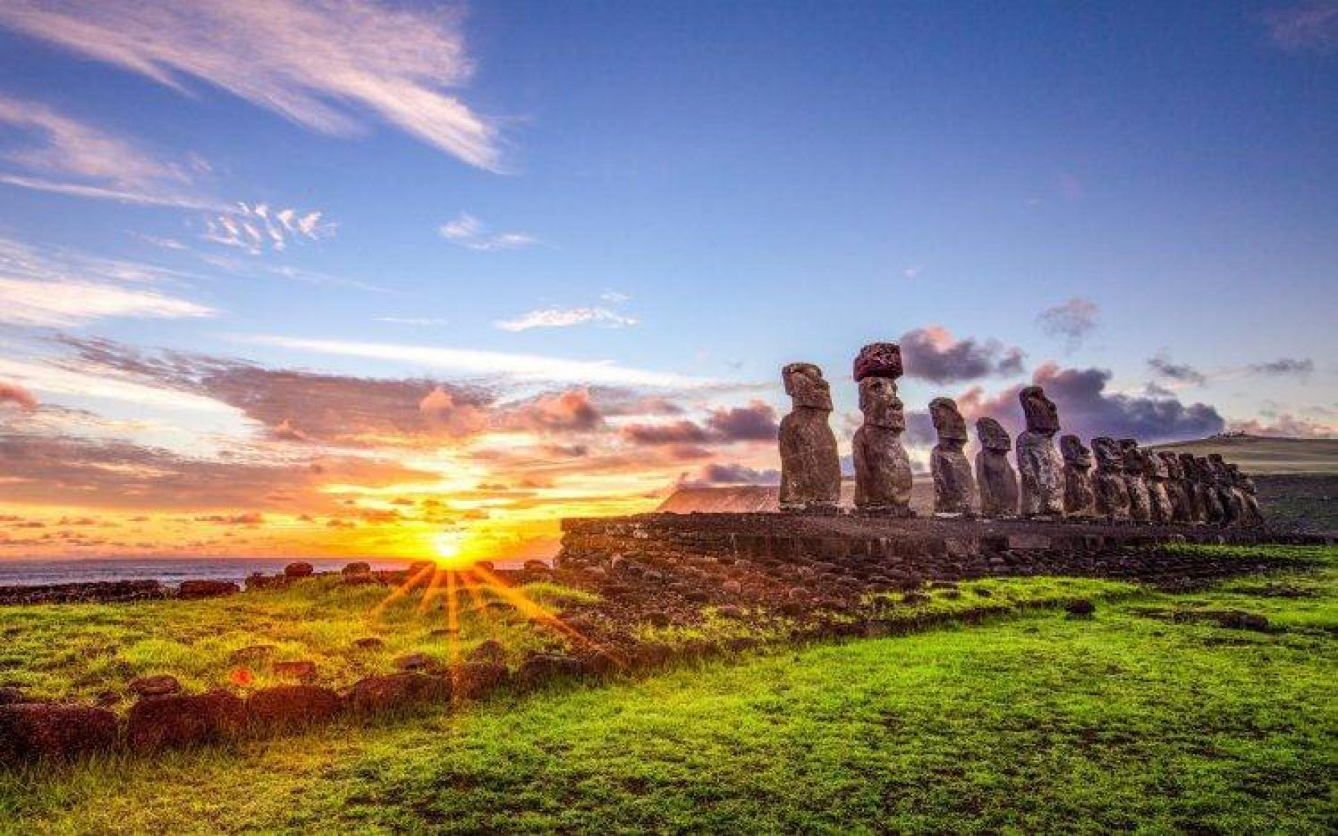 Easter Island Wallpapers Download
