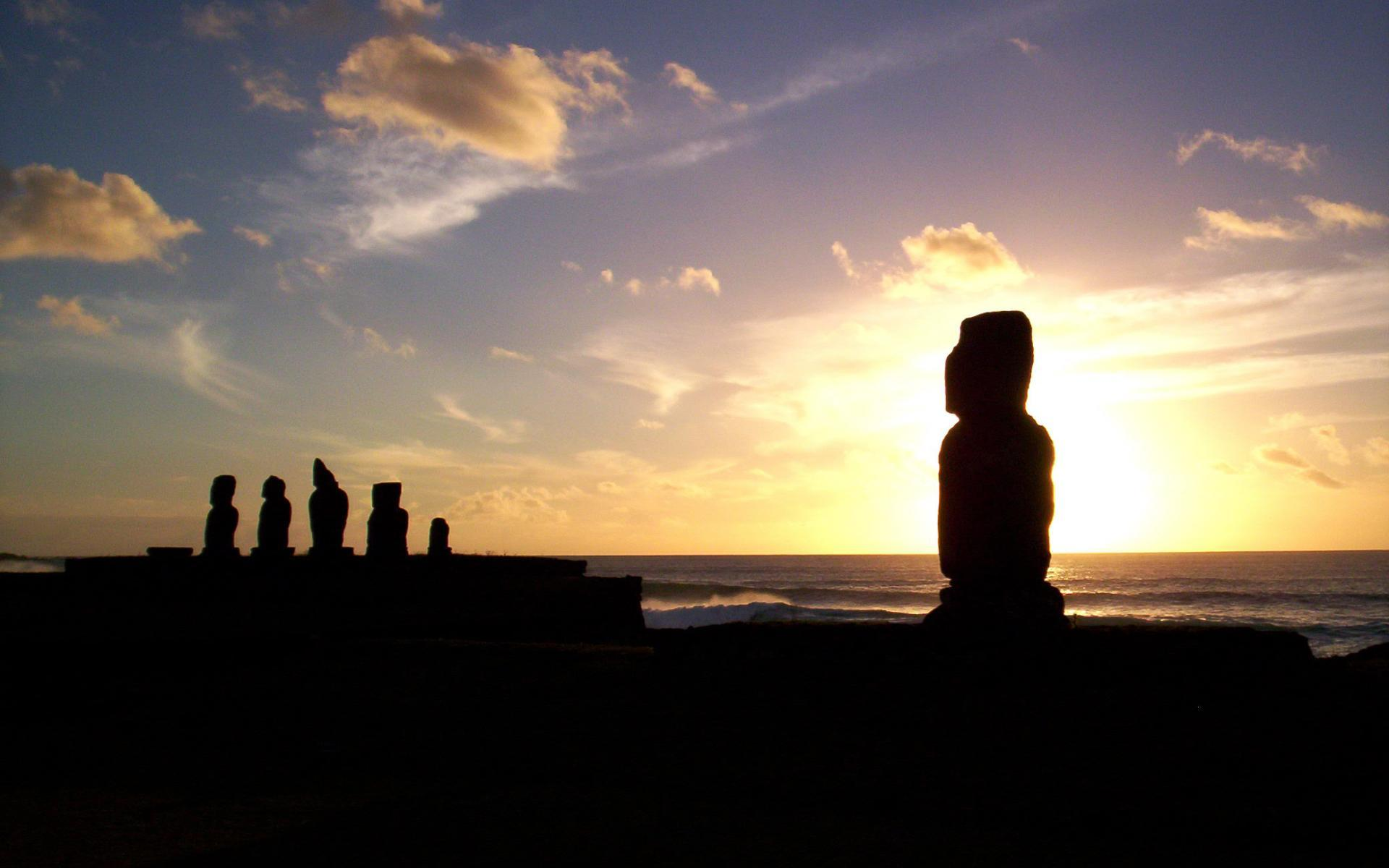 Easter Island Wallpapers 11