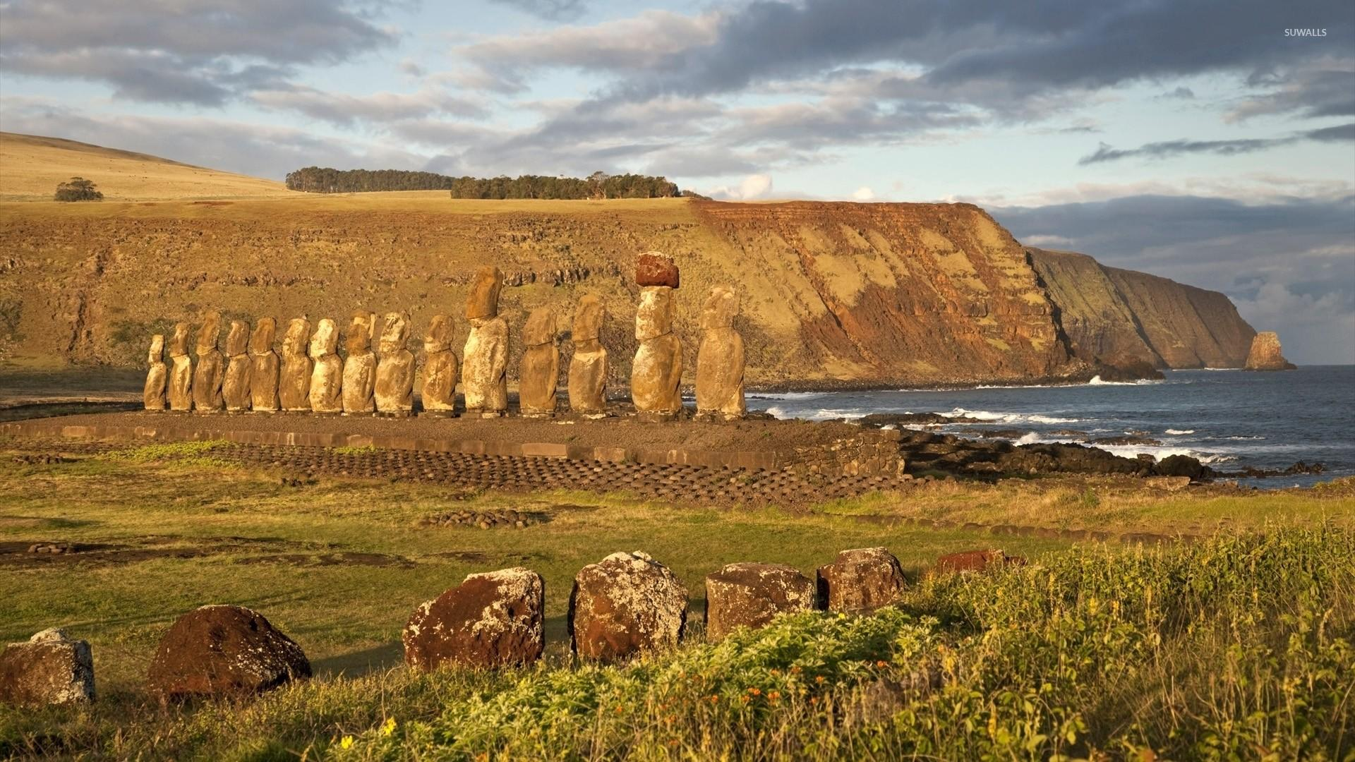Easter Island Wallpapers ·①