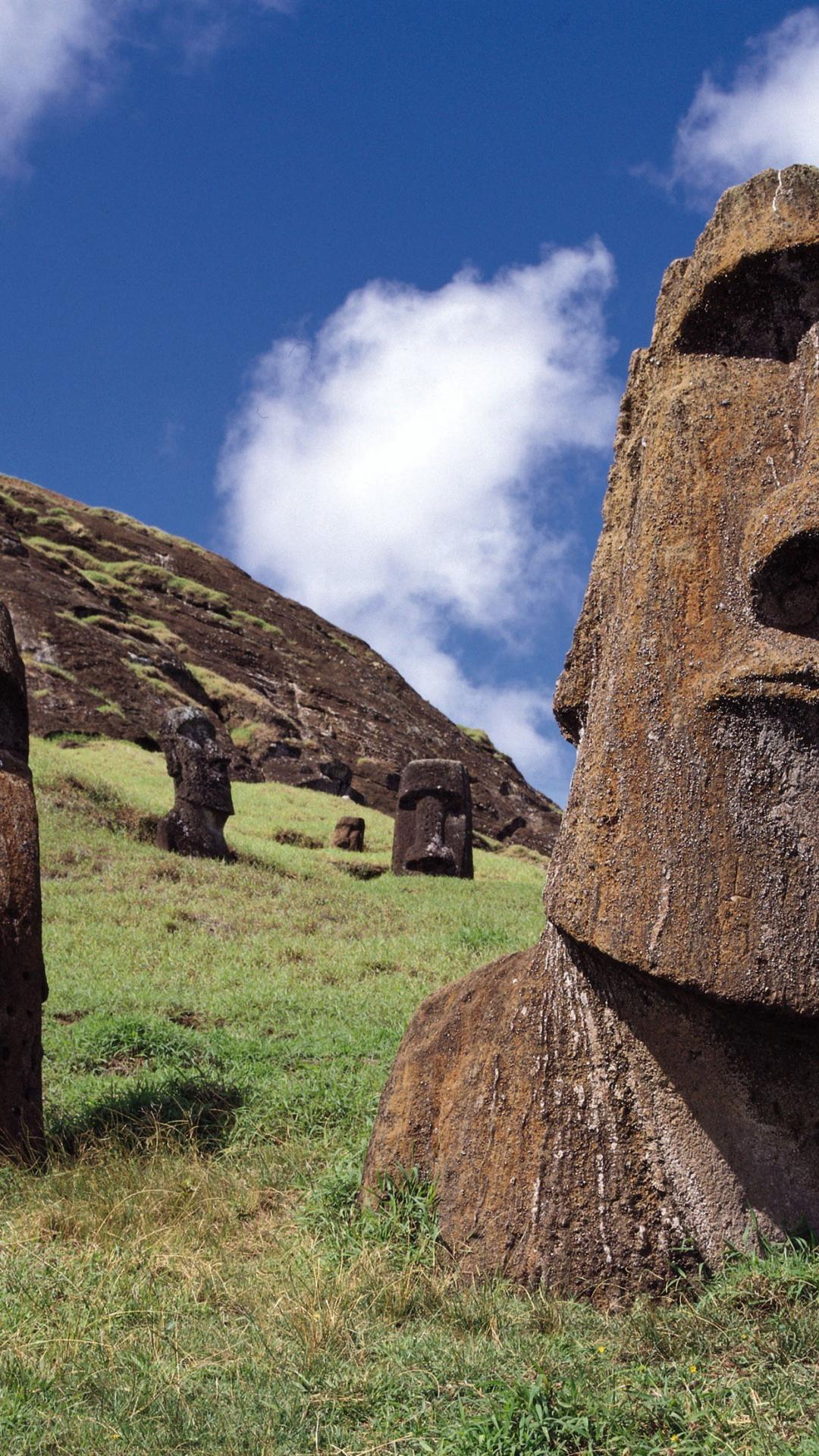 Easter Island Wallpapers 4K