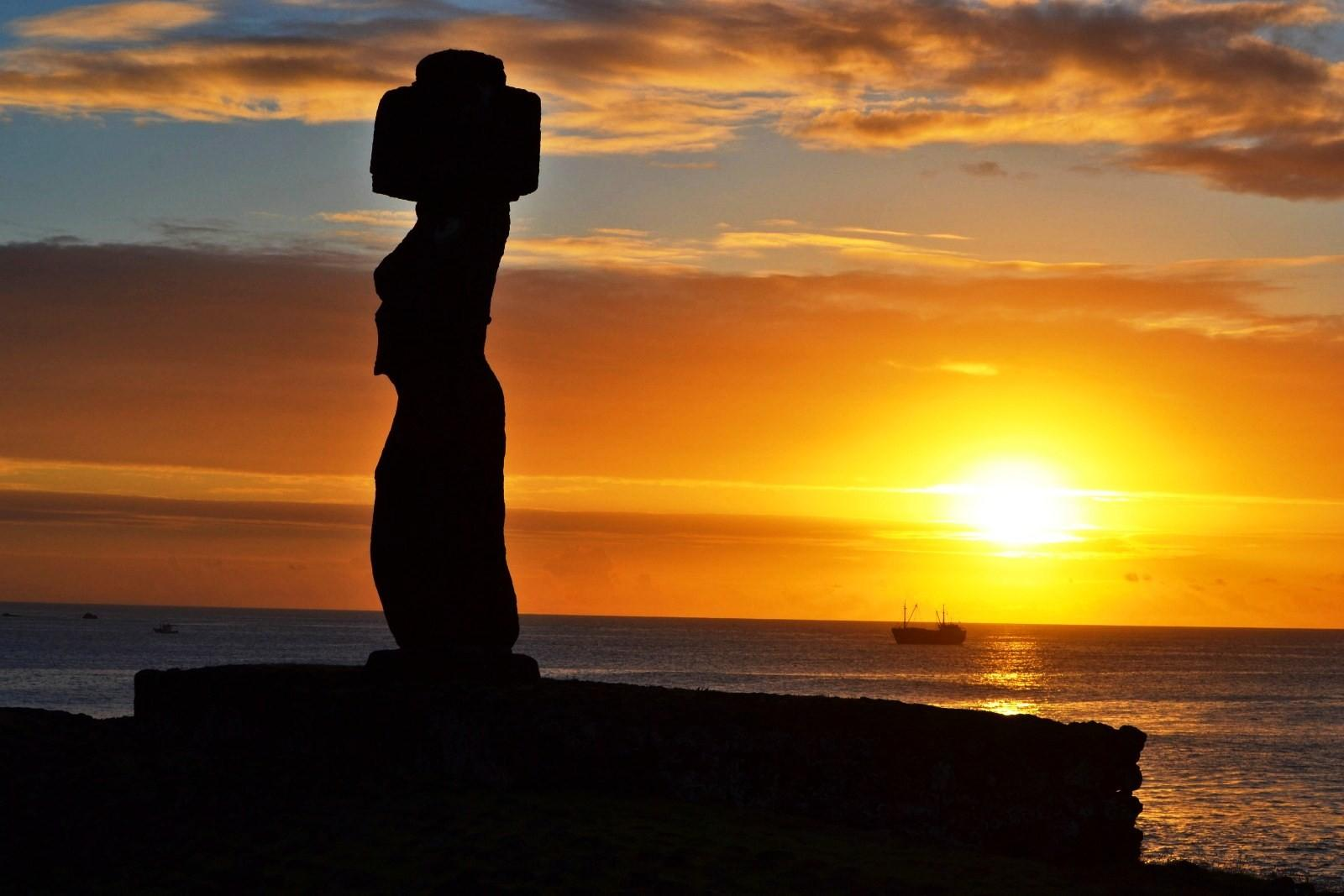 Cool Photography Desktop Backgrounds: Easter Island Pictures High