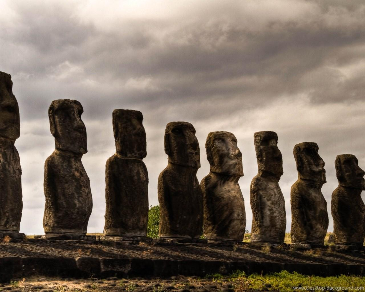 Easter Island HD Wallpapers And Backgrounds Desktop Backgrounds