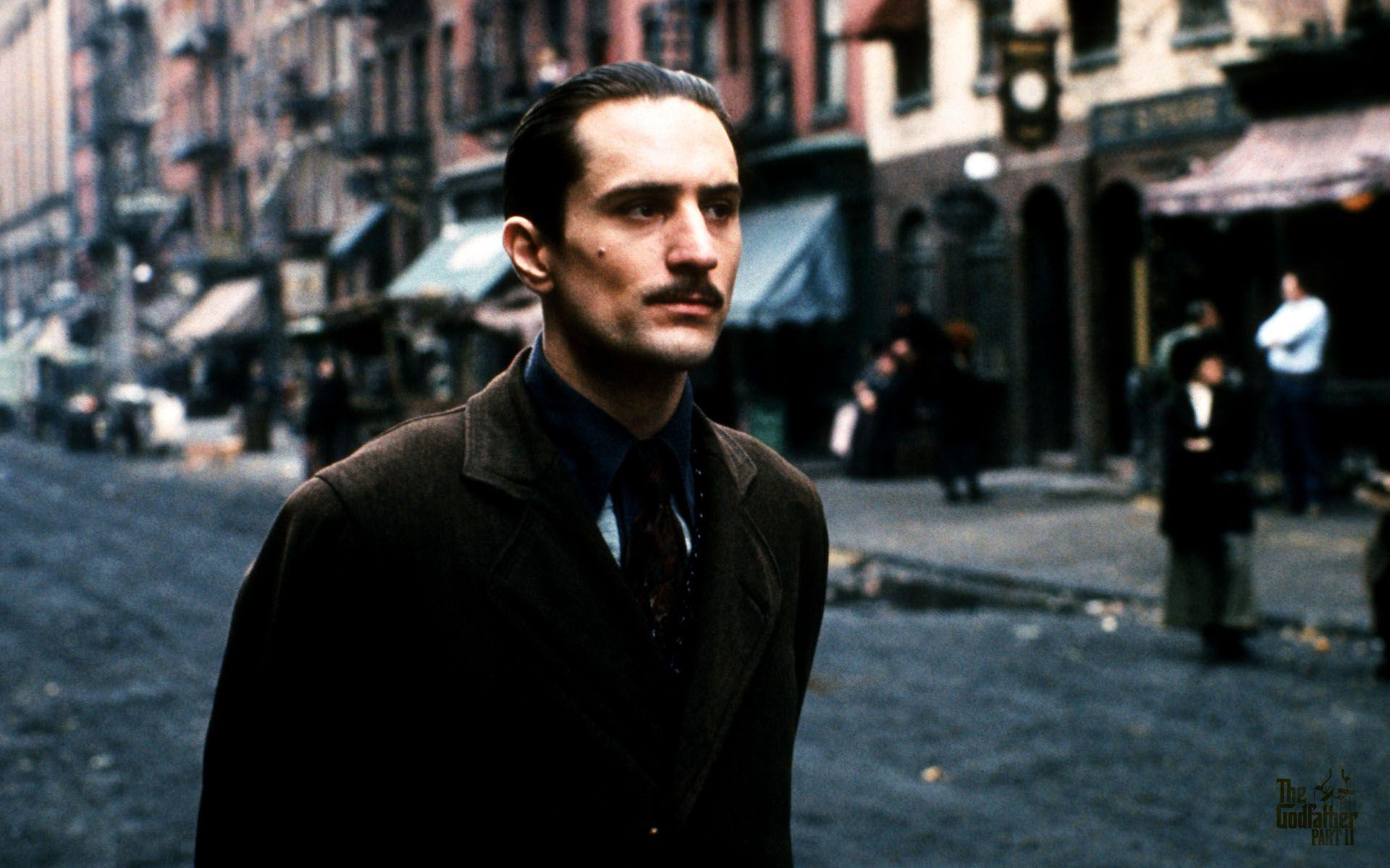 Robert De Niro In The Godfather: Part II HD Wallpapers