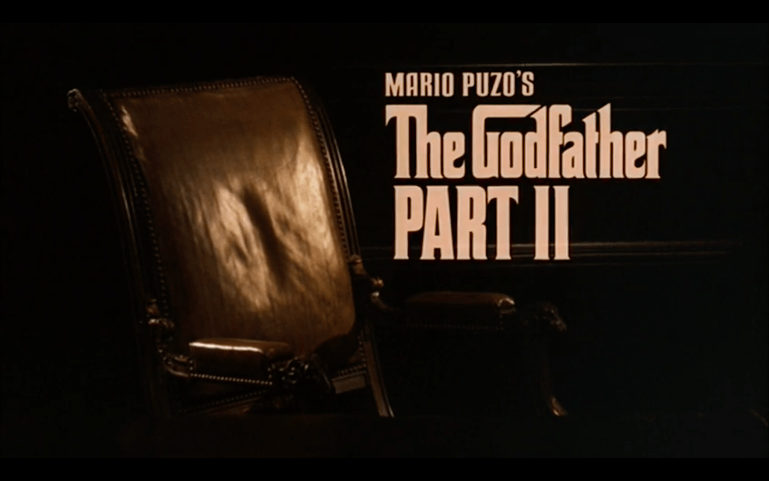 The Godfather, Part II – How Films Think: Meg Weck