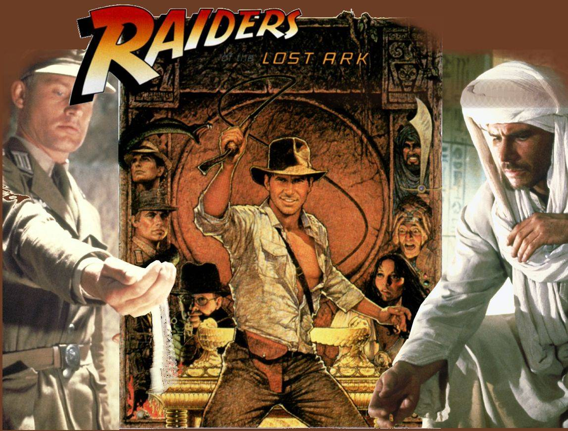 Raiders of the Lost Ark Wallpaper 9 - 1147 X 870 | stmed.net
