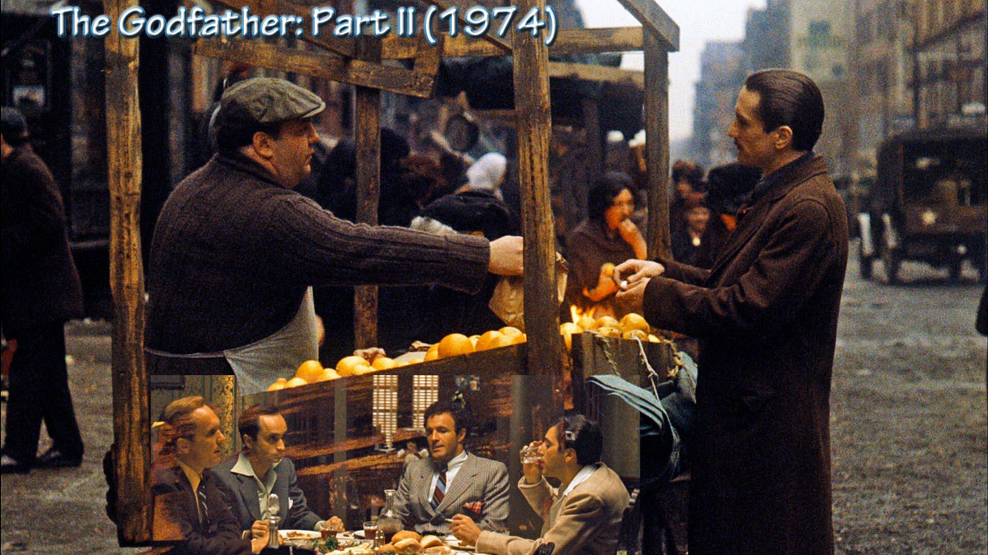 Classic Movies image The Godfather: Part II 1974 HD wallpapers and