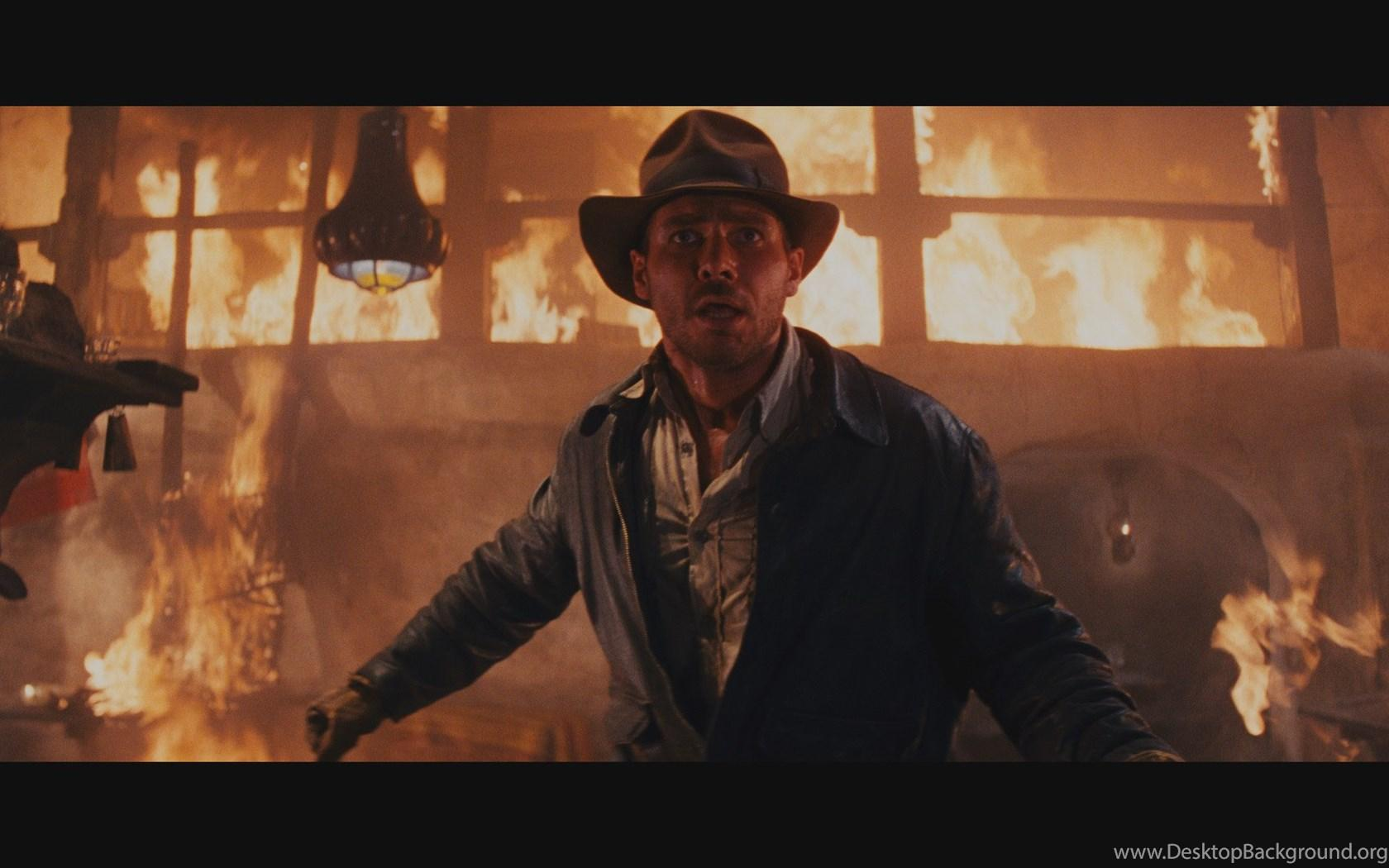 RESTORED IMAGES OF INDIANA JONES – RAIDERS OF THE LOST ARK ...
