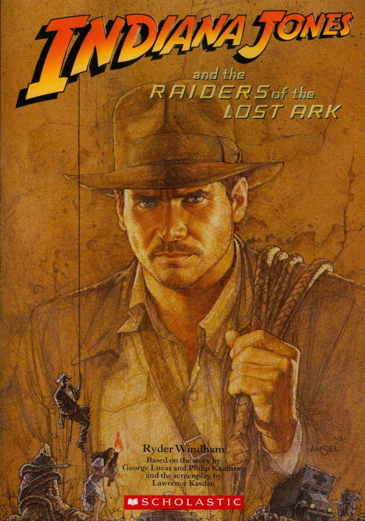Indiana Jones and the Raiders of the Lost Ark: Ryder Windham ...