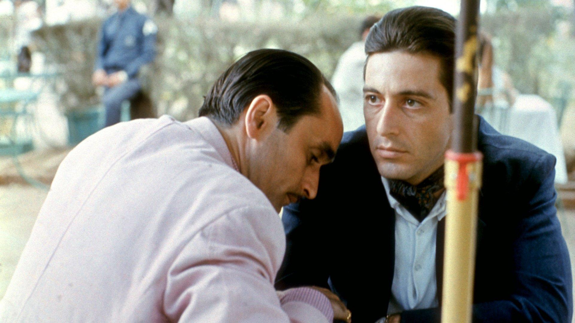 John Cazale & Al Pacino In The Godfather: Part II HD Wallpapers