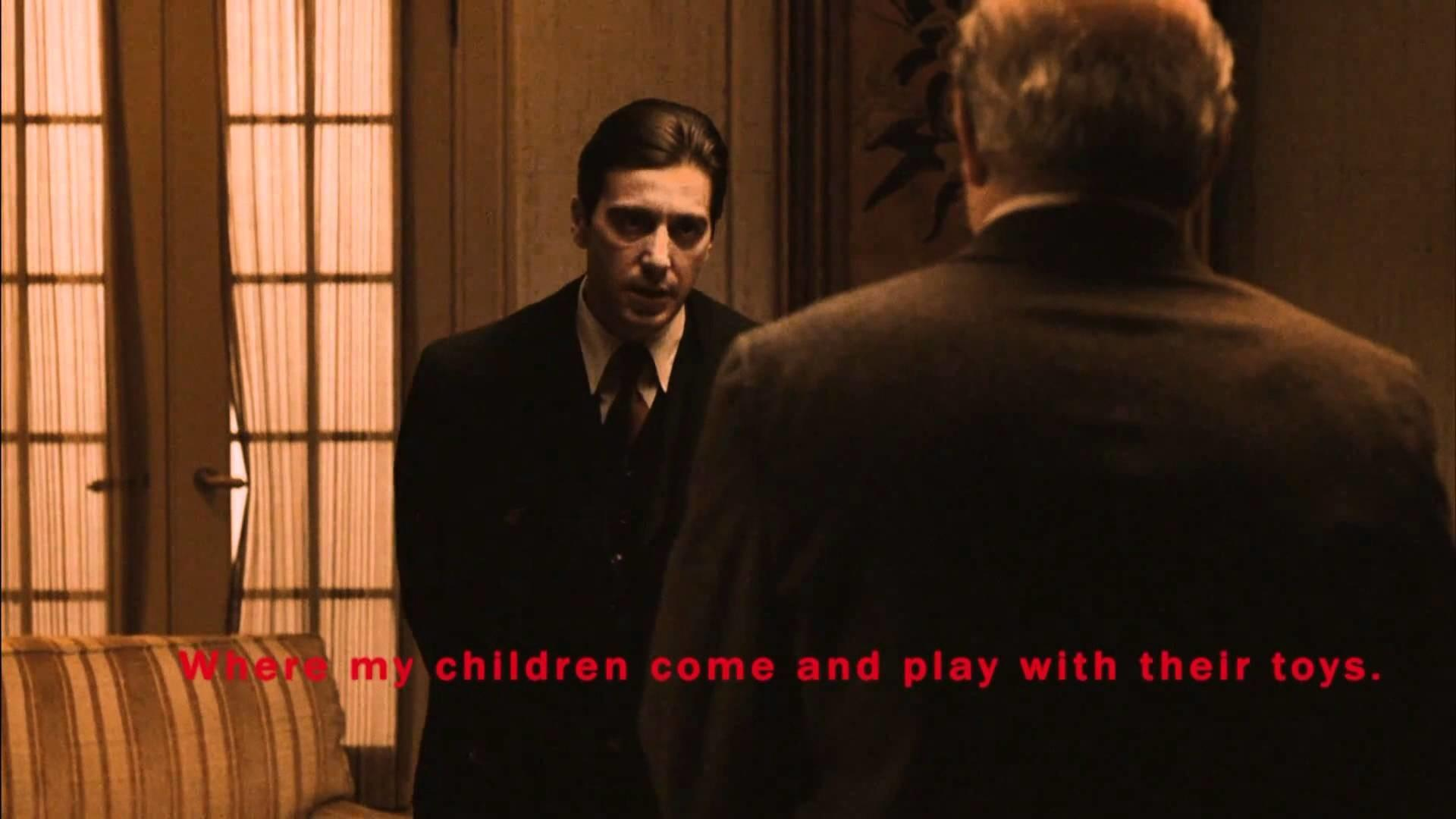 Michael Corleone Wallpapers ·①