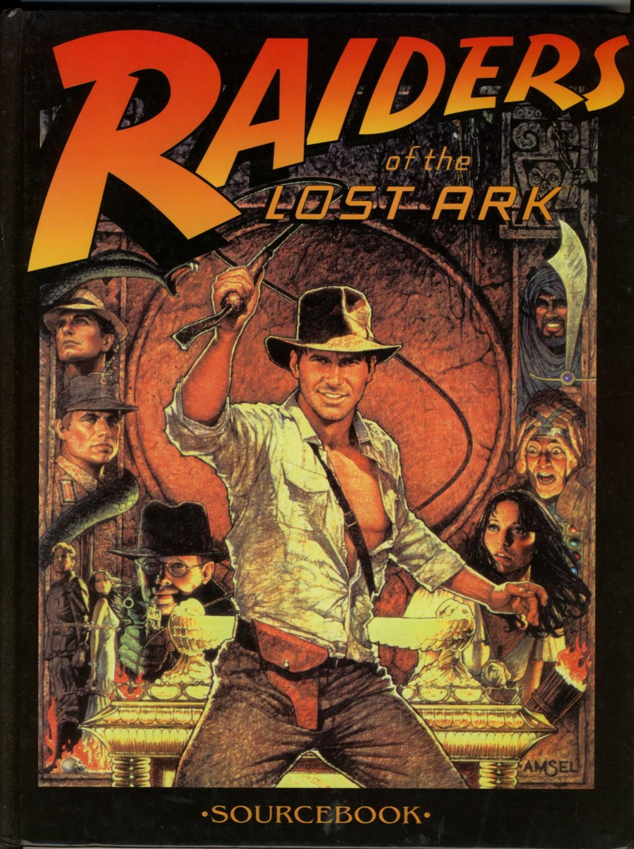 1981: Raiders of the Lost Ark – The Literary and Cinematic Time Machine