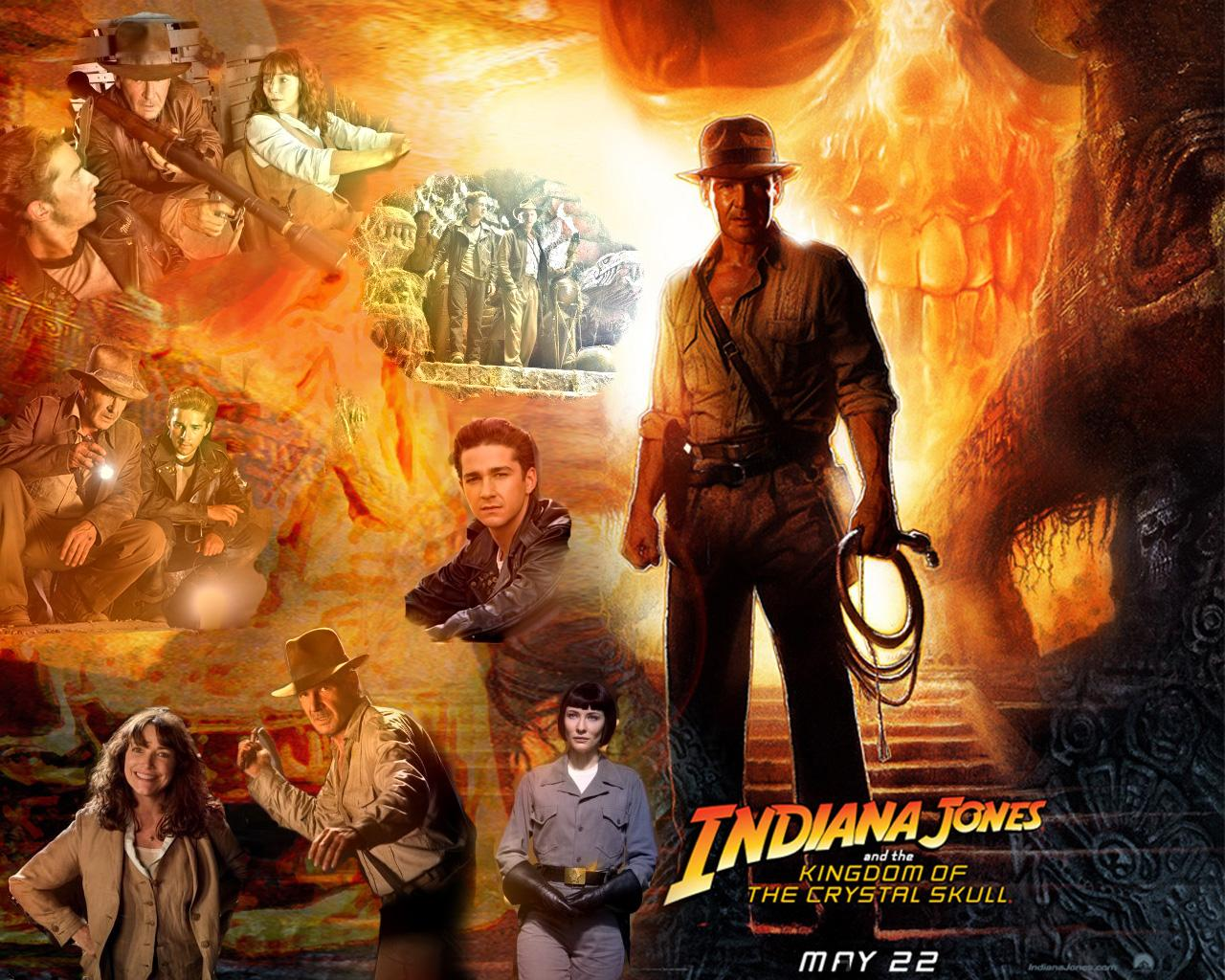 Movie - Indiana Jones And The Raiders Of The Lost Ark Wallpaper ...