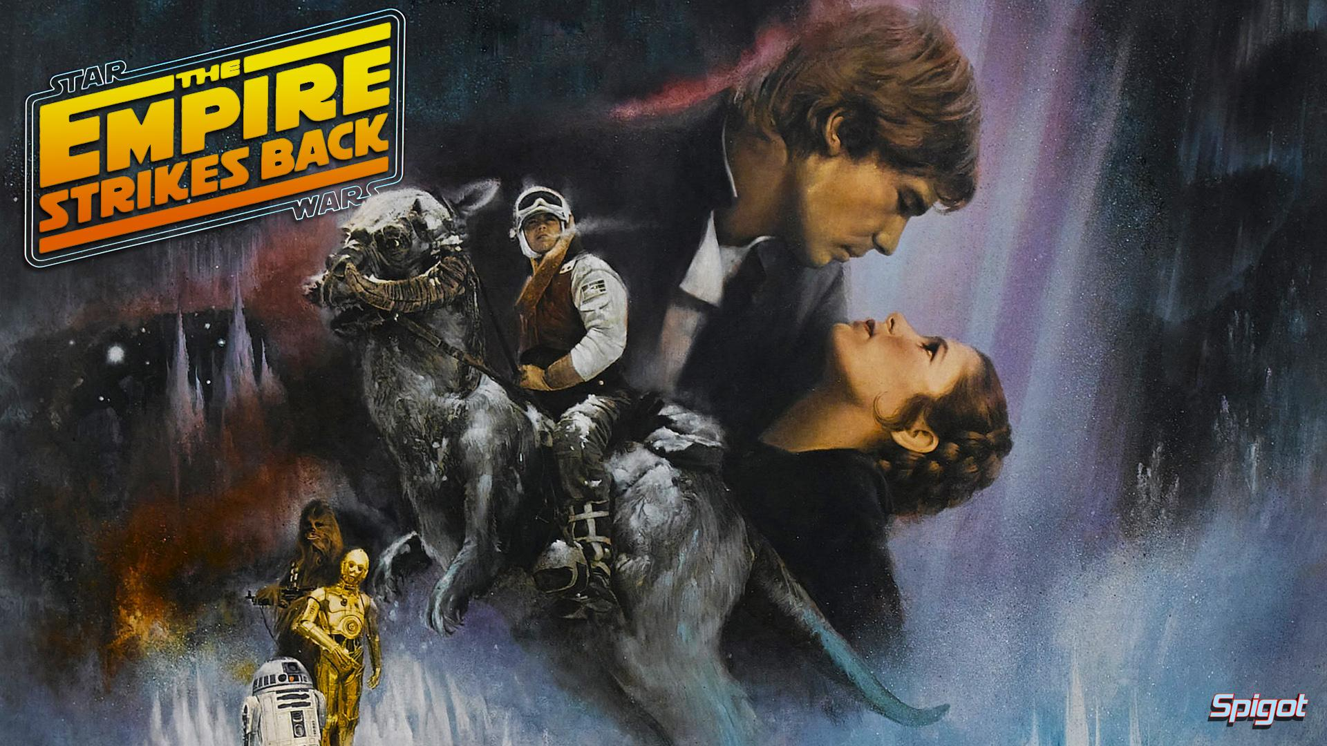 Star Wars Episode V: The Empire Strikes Back Wallpapers and