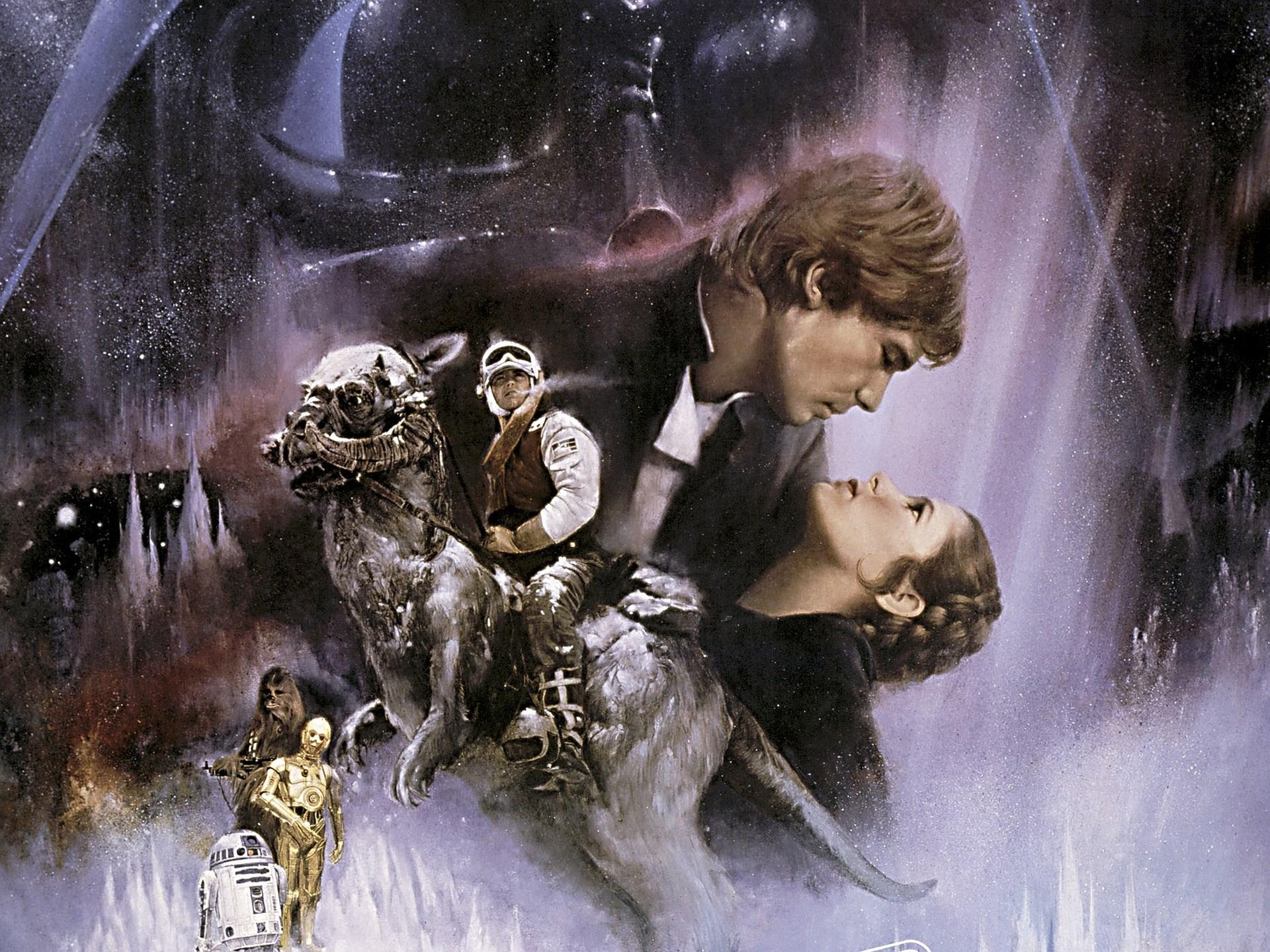 star wars episode v the empire strikes back : Wallpapers Collection