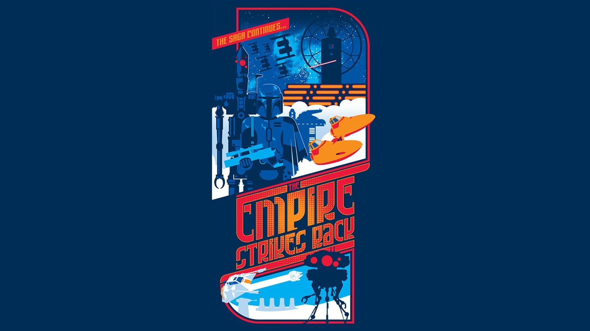 Star Wars Empire Strikes Back Wallpapers