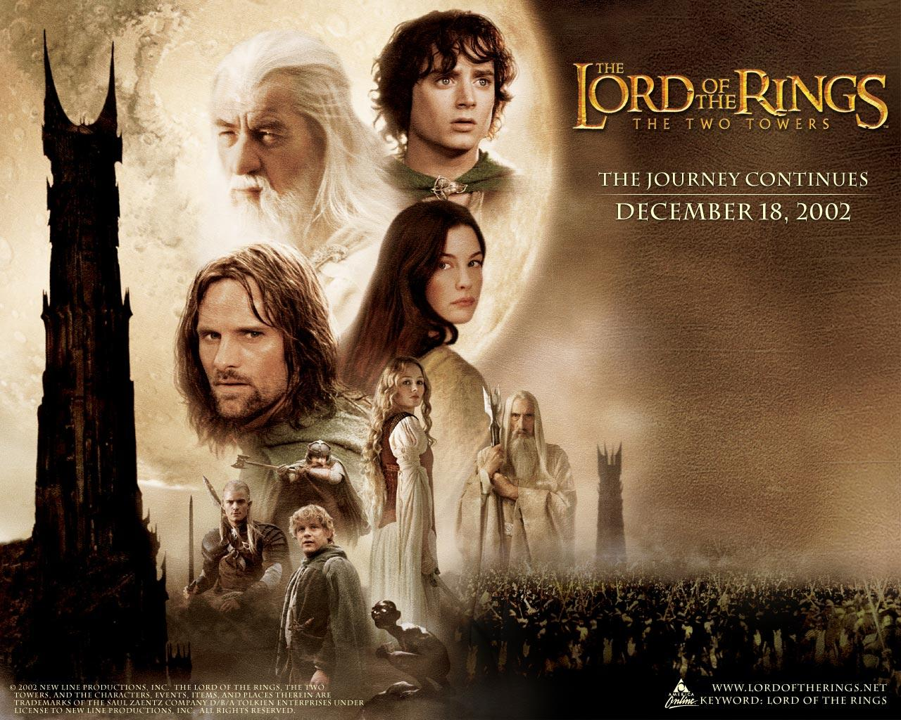 The Lord Of The Rings The Two Towers Wallpapers Wallpaper Cave