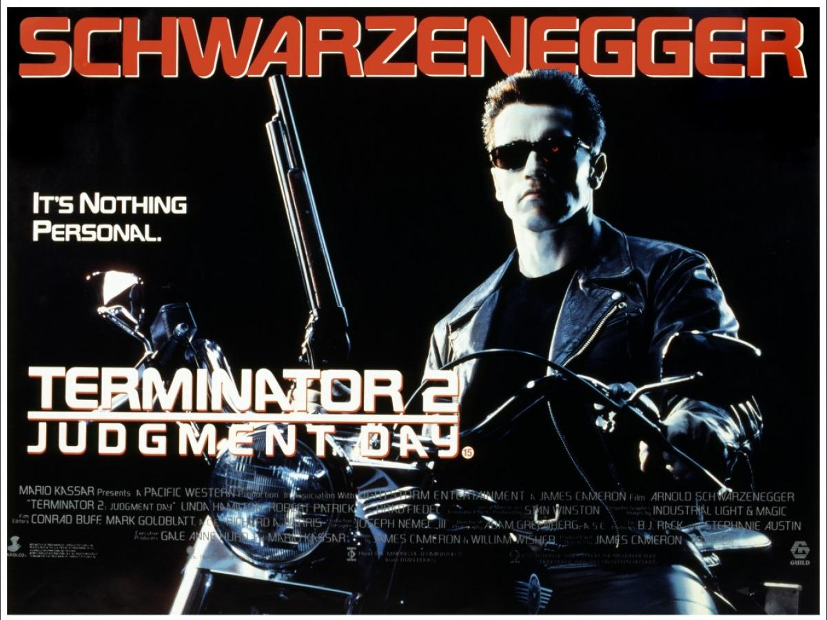 "Terminator 2 – Judgement Day: ""Come with me if you want to live ..."